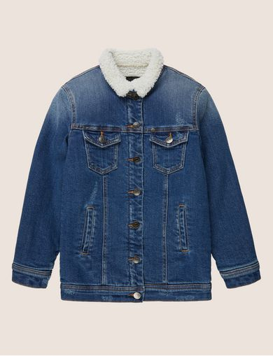 ARMANI EXCHANGE Denim Jacket Woman F