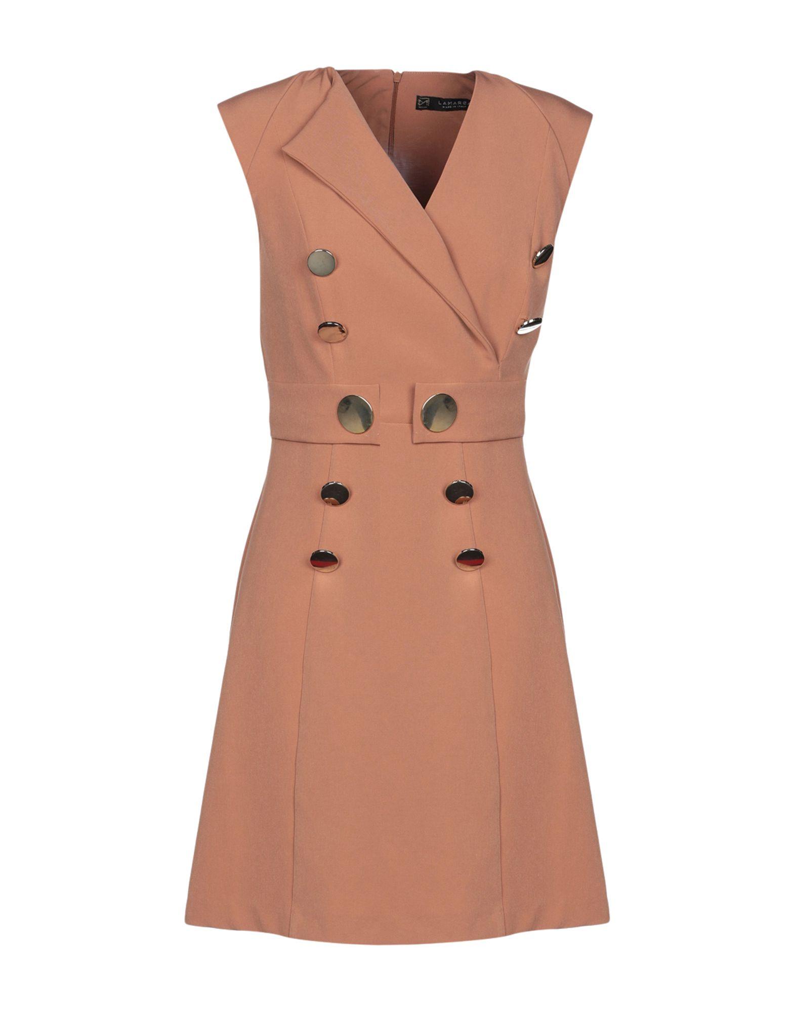все цены на LA MARCA Короткое платье онлайн