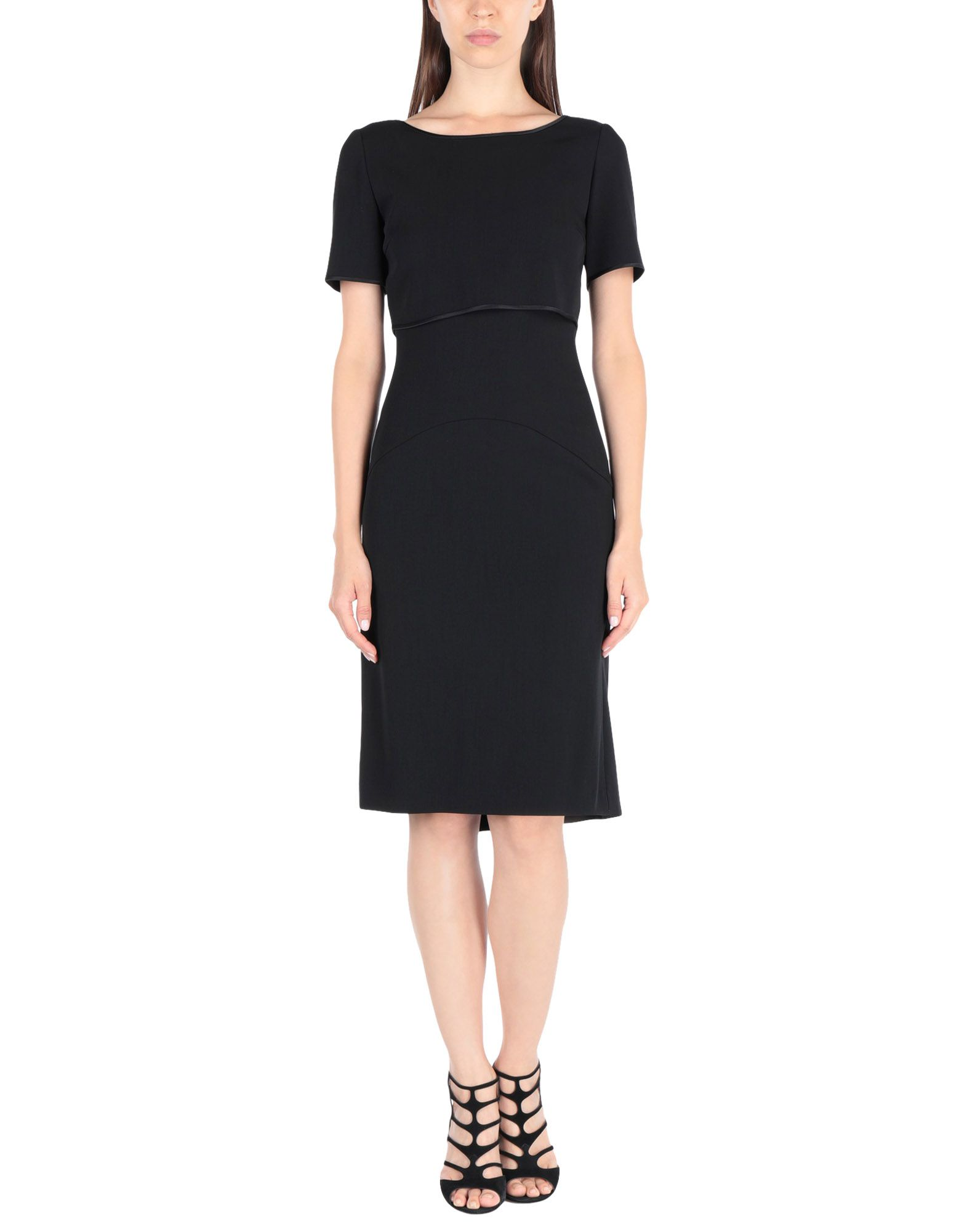 ALBERTA FERRETTI Damen Outfit Farbe Schwarz Größe 3