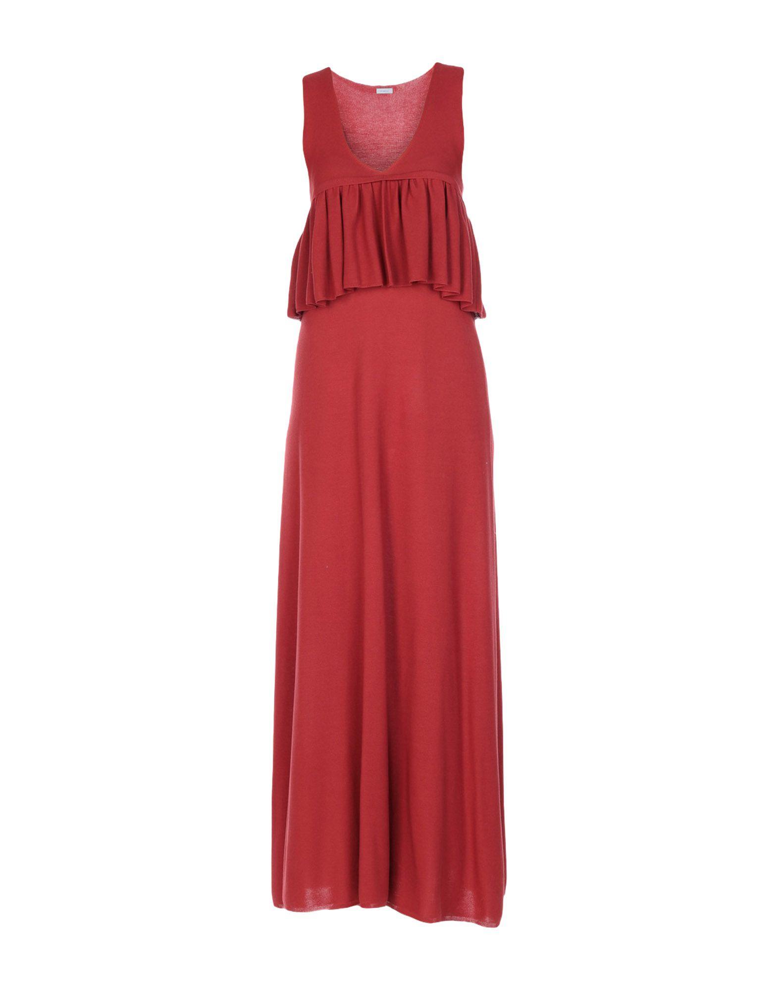купить MALO Платье длиной 3/4 онлайн