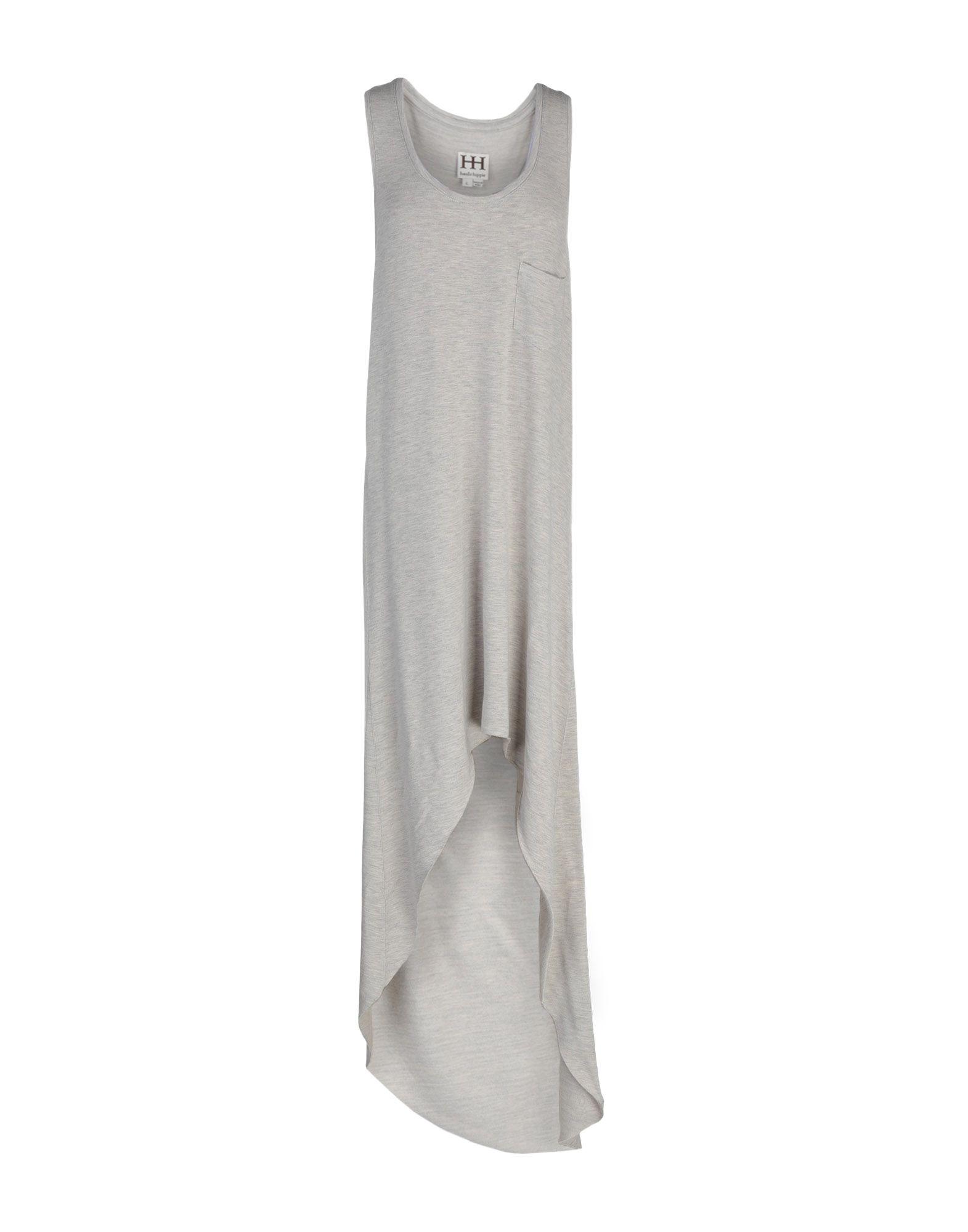 купить HAUTE HIPPIE Платье длиной 3/4 по цене 11500 рублей
