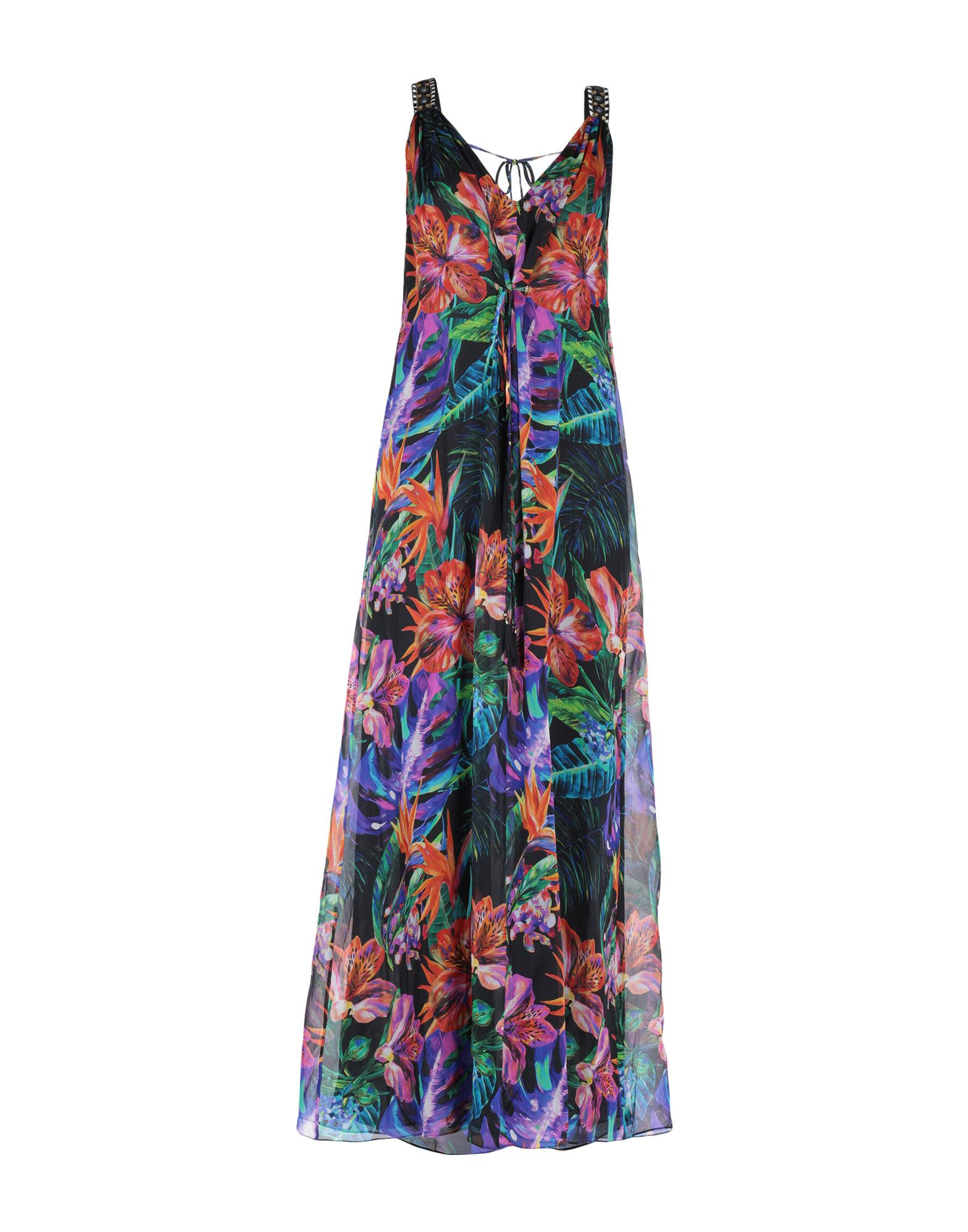 купить MATTHEW WILLIAMSON Длинное платье по цене 16200 рублей