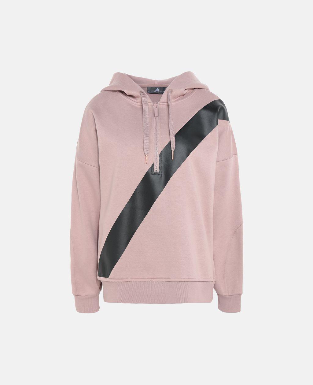 a88ea7039929 ADIDAS BY STELLA MCCARTNEY. Adidas By Stella Mccartney Running Topwear in  Pink