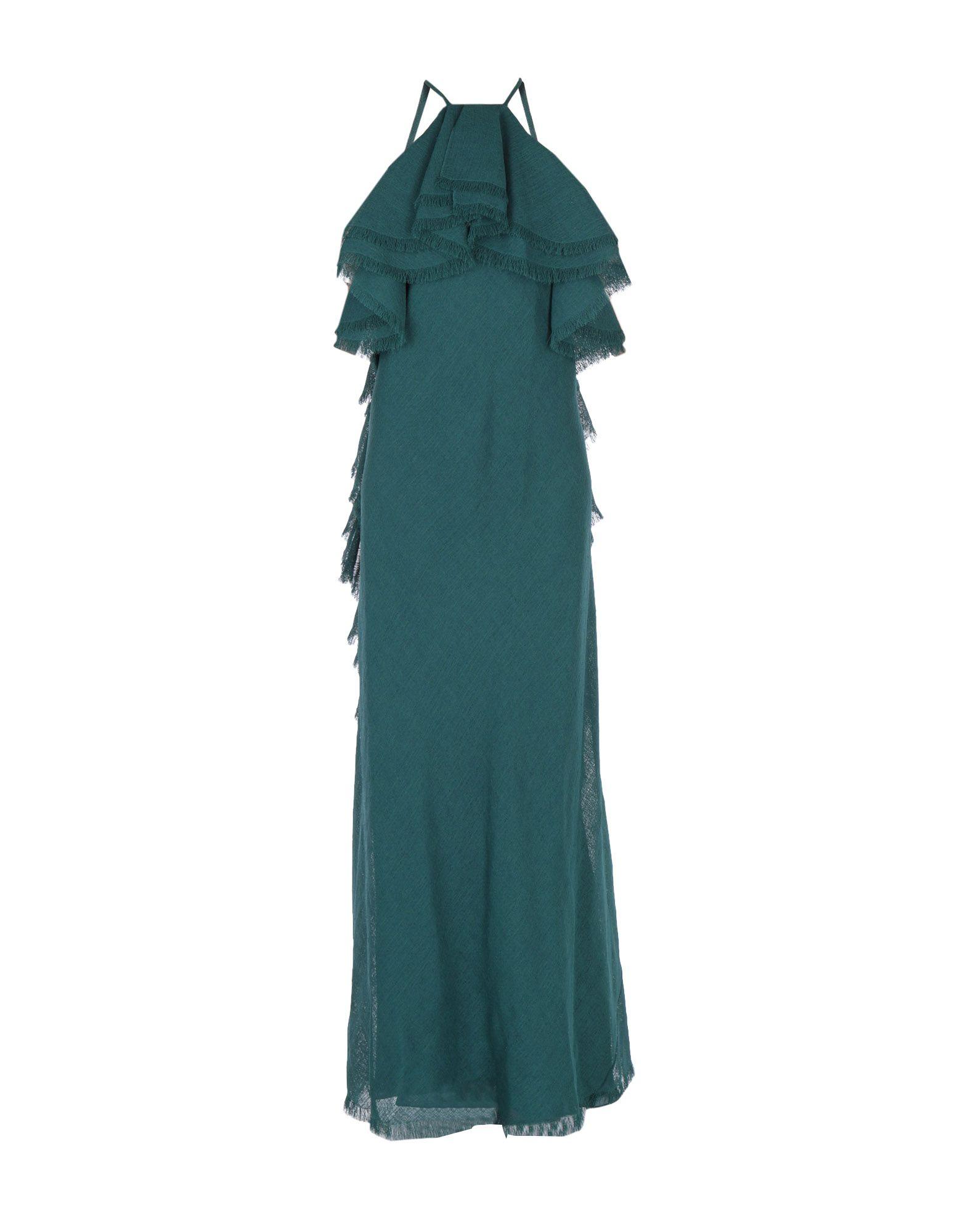 JASON WU Длинное платье jason wu платок