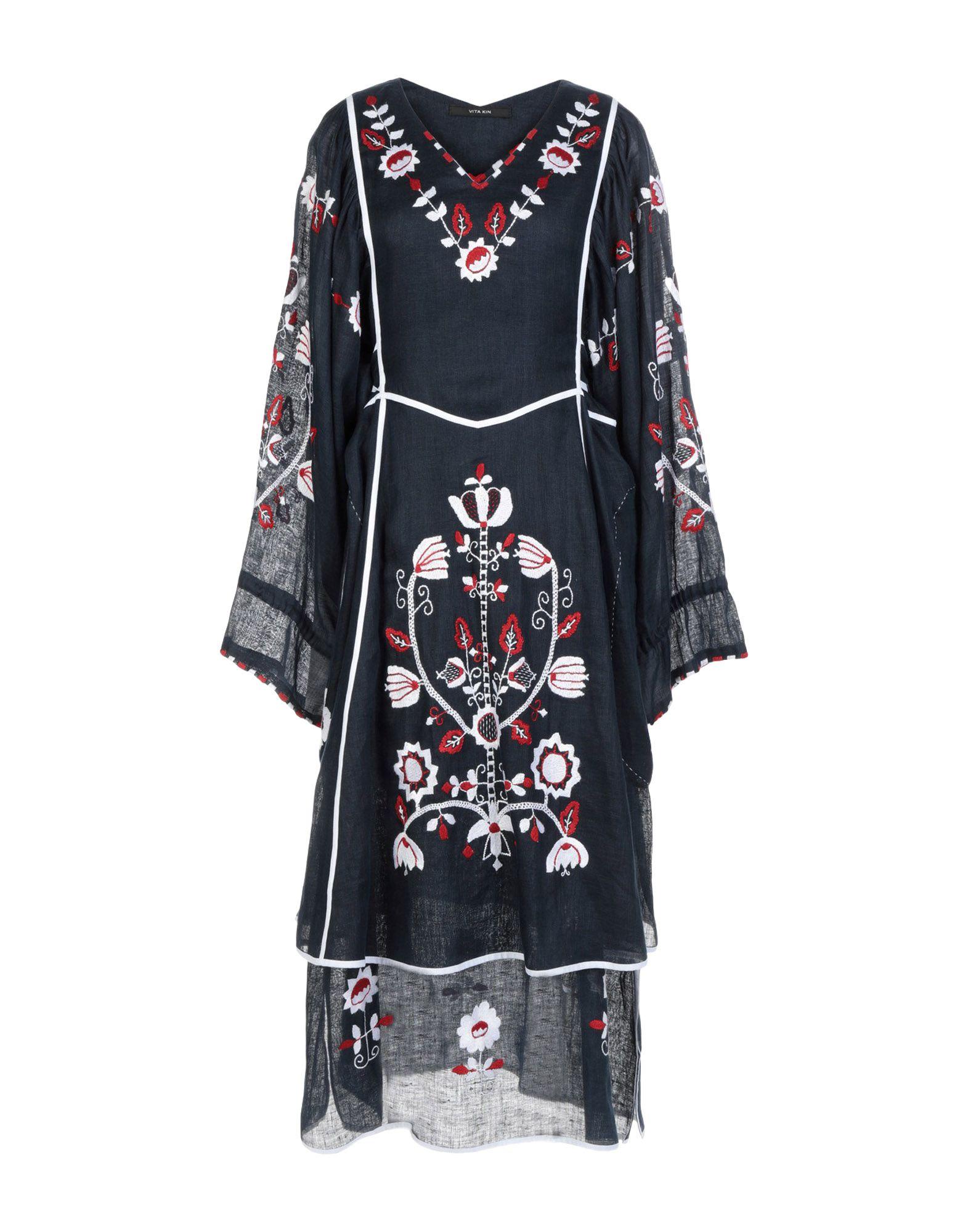 VITA KIN Платье до колена
