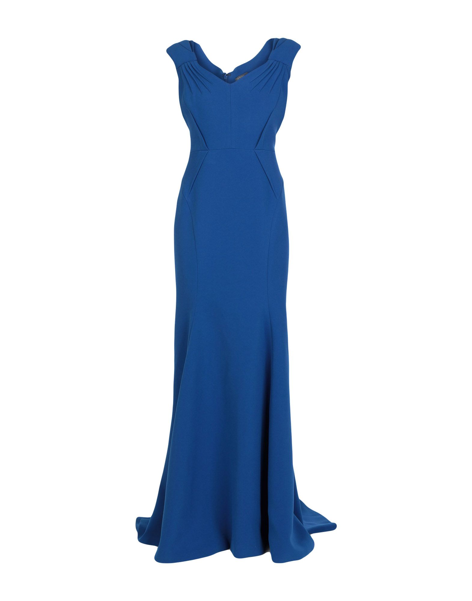 ZAC POSEN Длинное платье