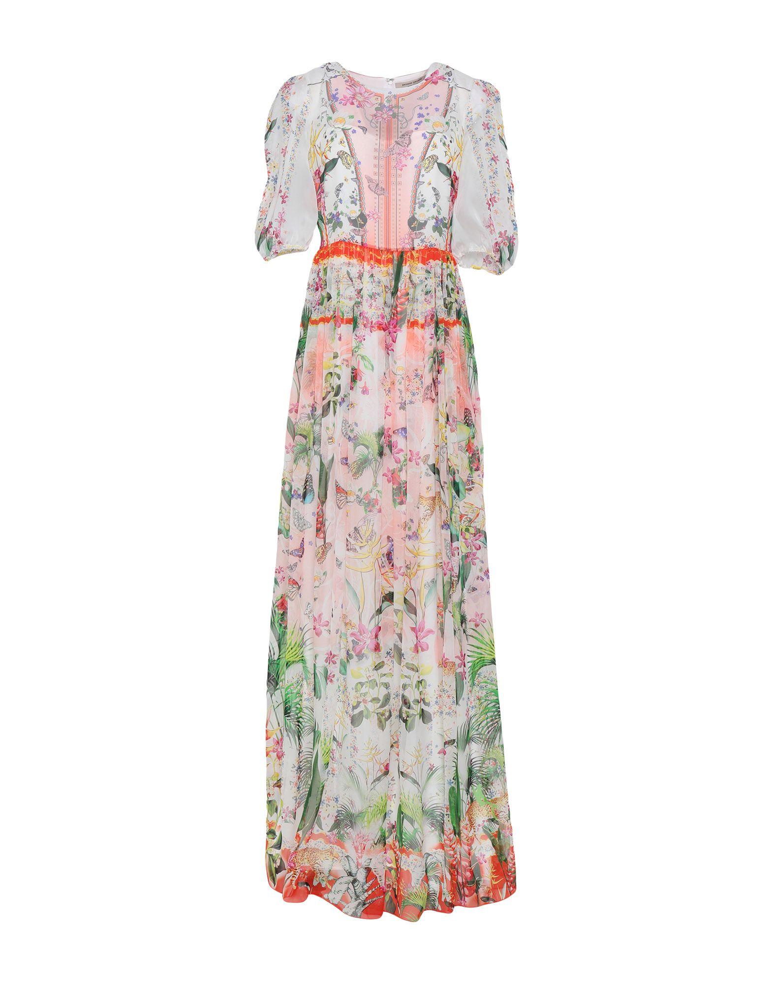 PICCIONE.PICCIONE Длинное платье oz10 длинное платье