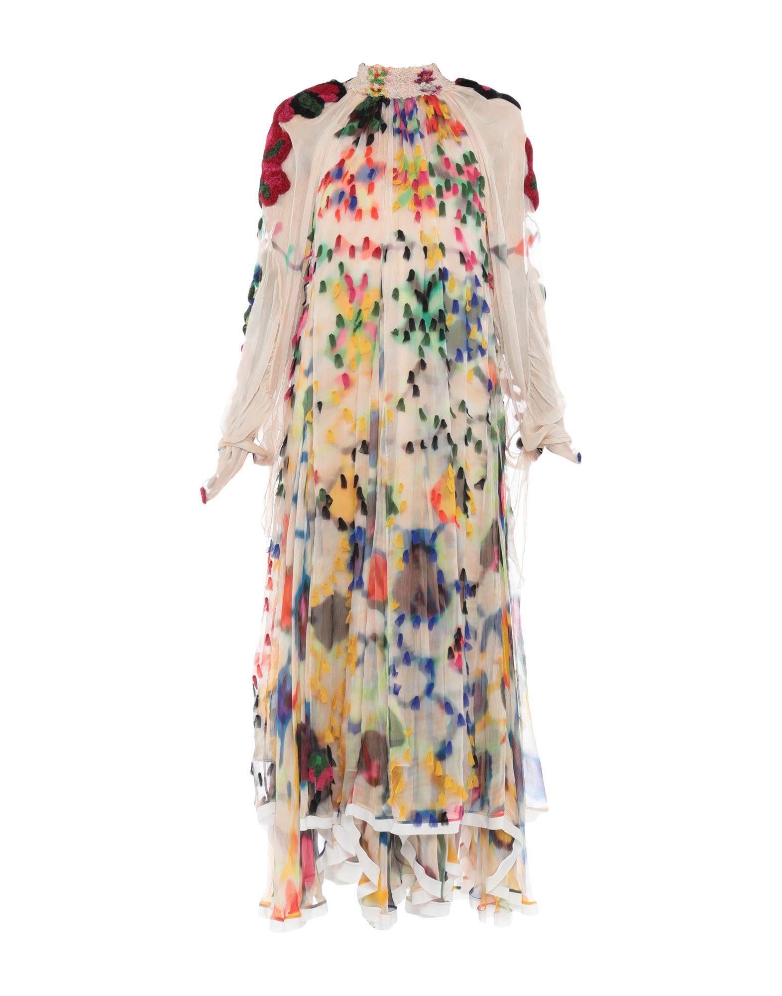 CHLOÉ Длинное платье