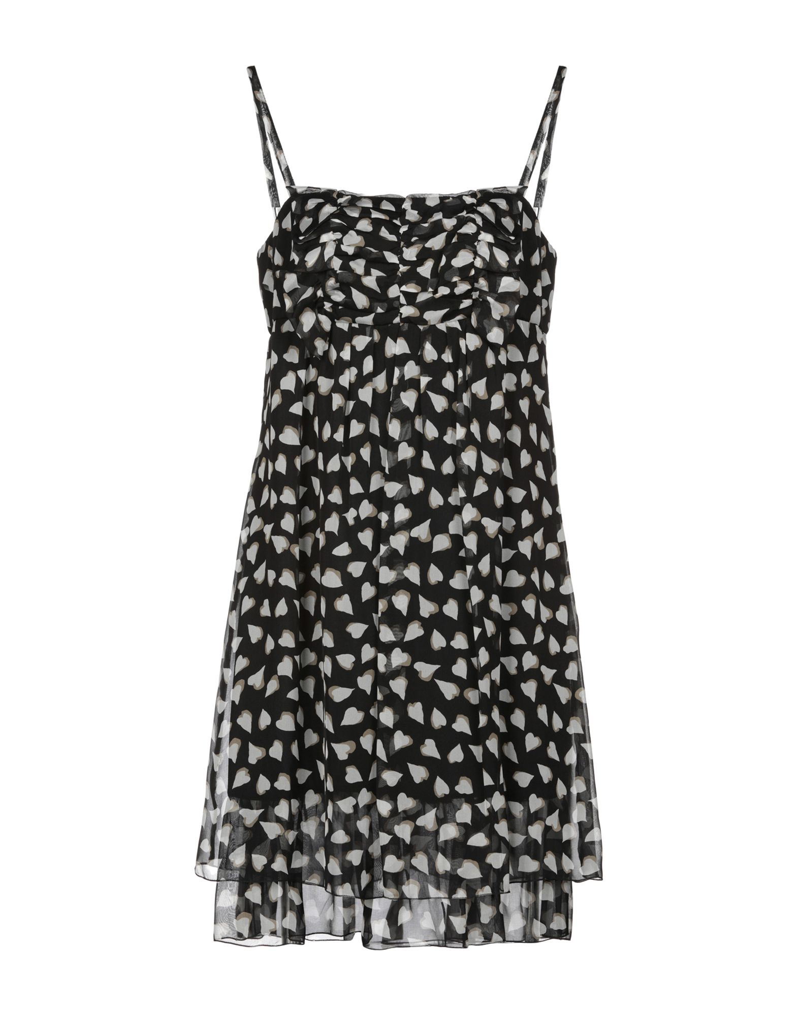CLIPS MORE Короткое платье clips more свитер