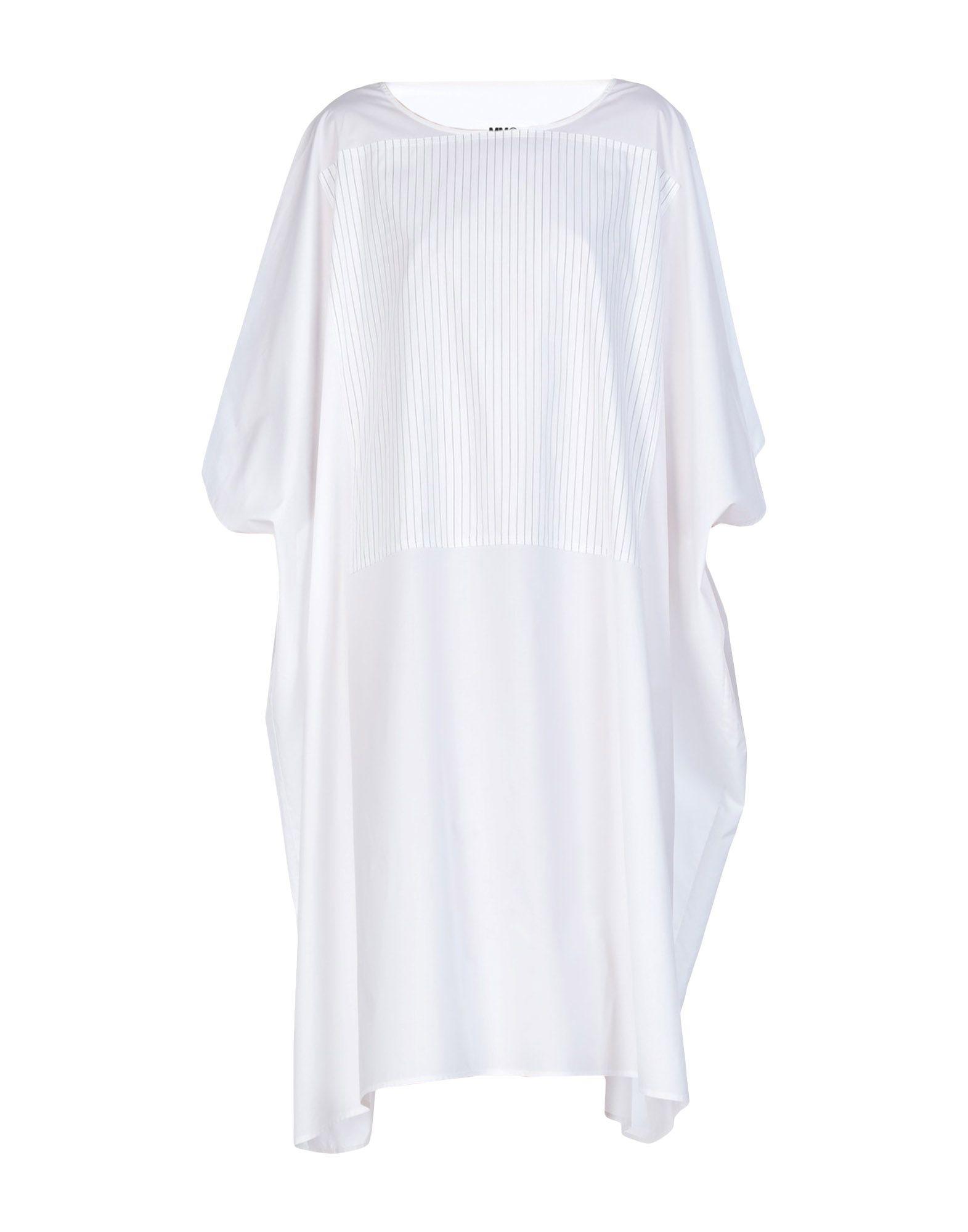 MM6 MAISON MARGIELA Платье длиной 3/4 платье 3 в 1