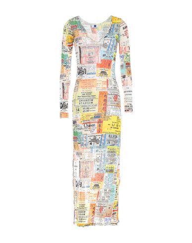 Платье длиной 3/4 от B.A. PRINTED ARTWORKS