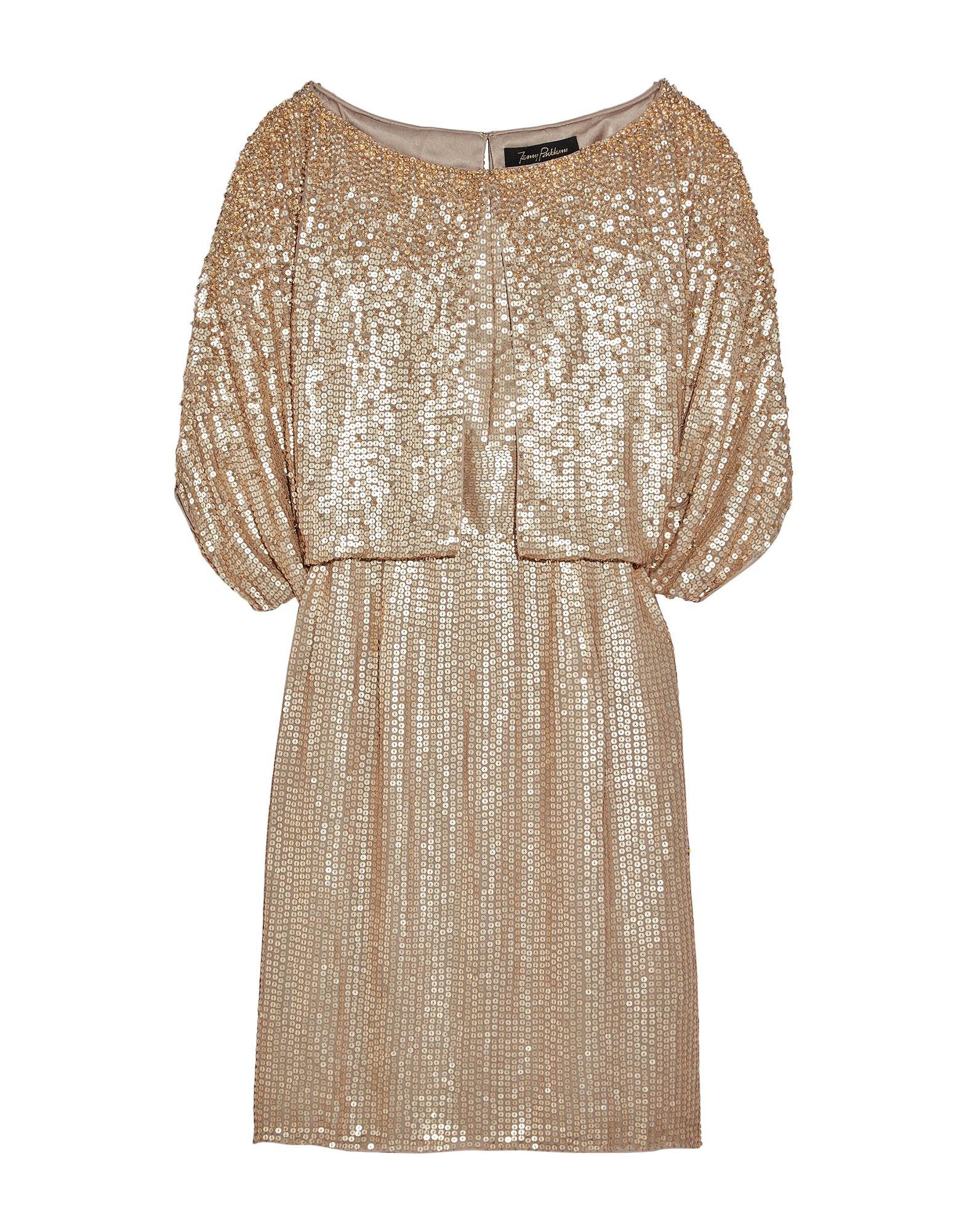 JENNY PACKHAM Короткое платье jenny packham длинное платье