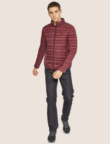 ARMANI EXCHANGE CLASSIC PACKABLE DOWN-FILL PUFFER JACKET PUFFER JACKET Man d