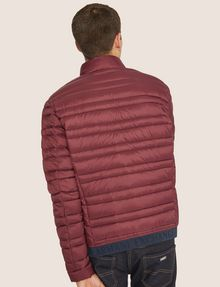 ARMANI EXCHANGE CLASSIC PACKABLE DOWN-FILL PUFFER JACKET PUFFER JACKET Man e
