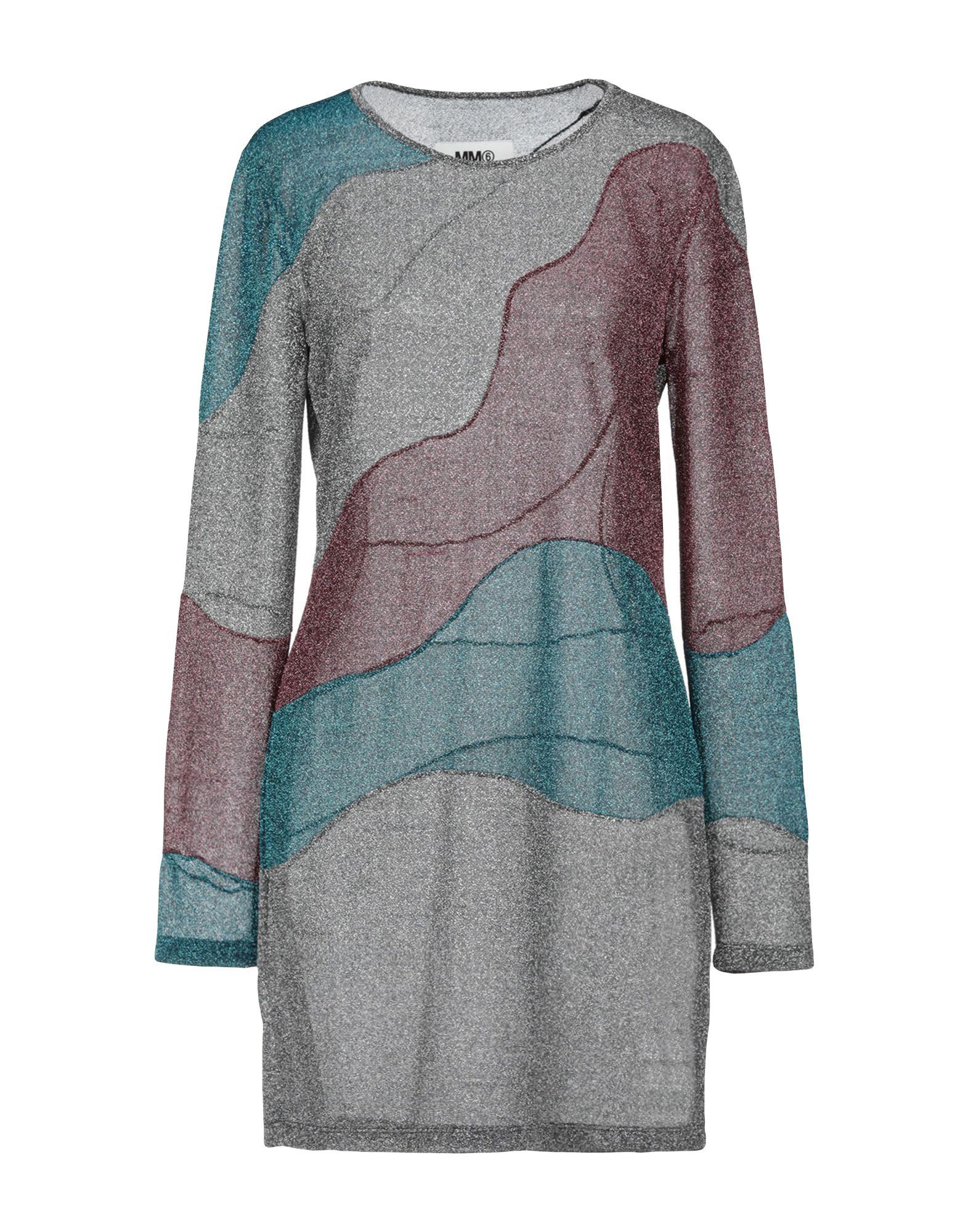 купить MM6 MAISON MARGIELA Короткое платье по цене 16000 рублей