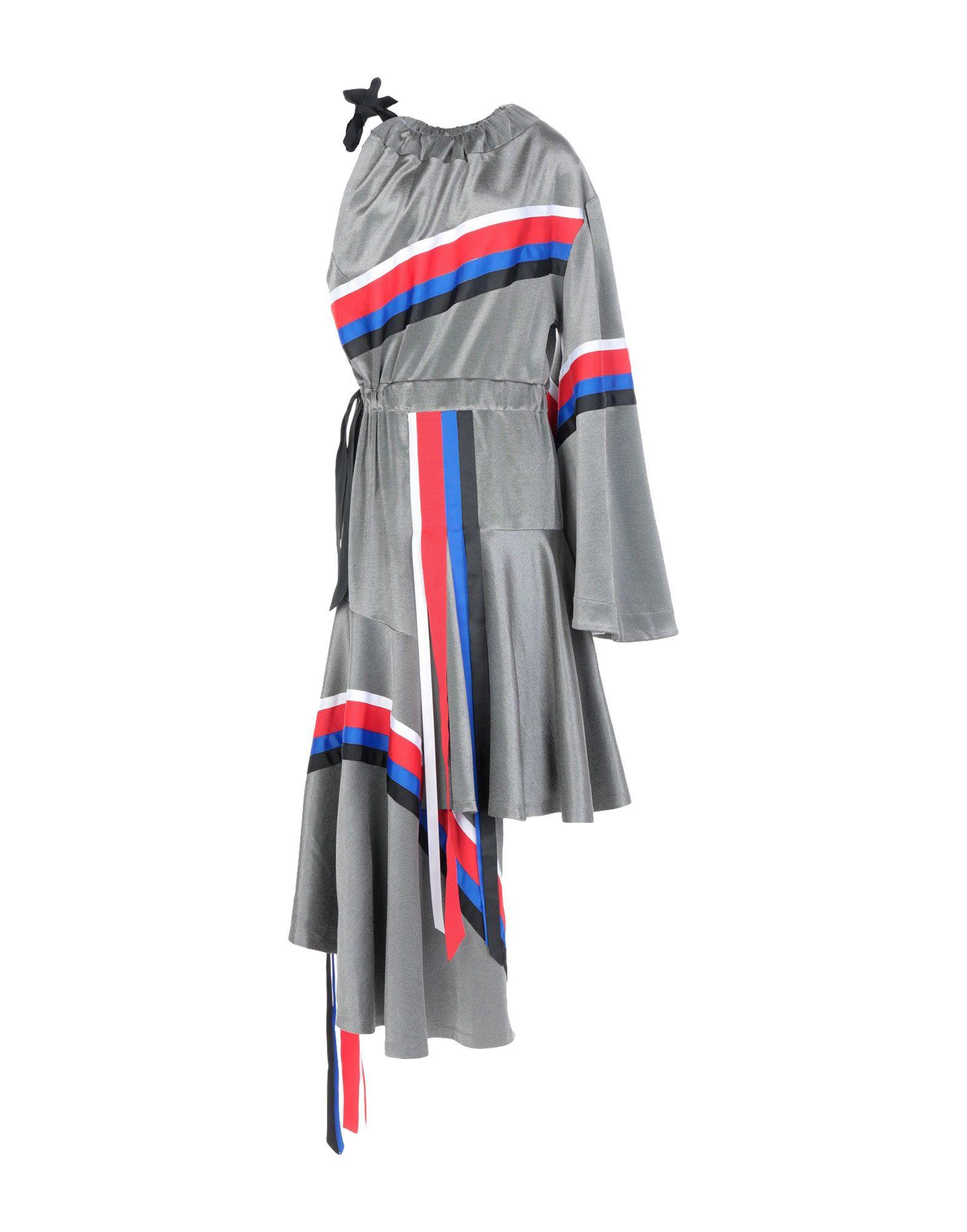 FYODOR GOLAN Платье до колена fyodor golan футболка