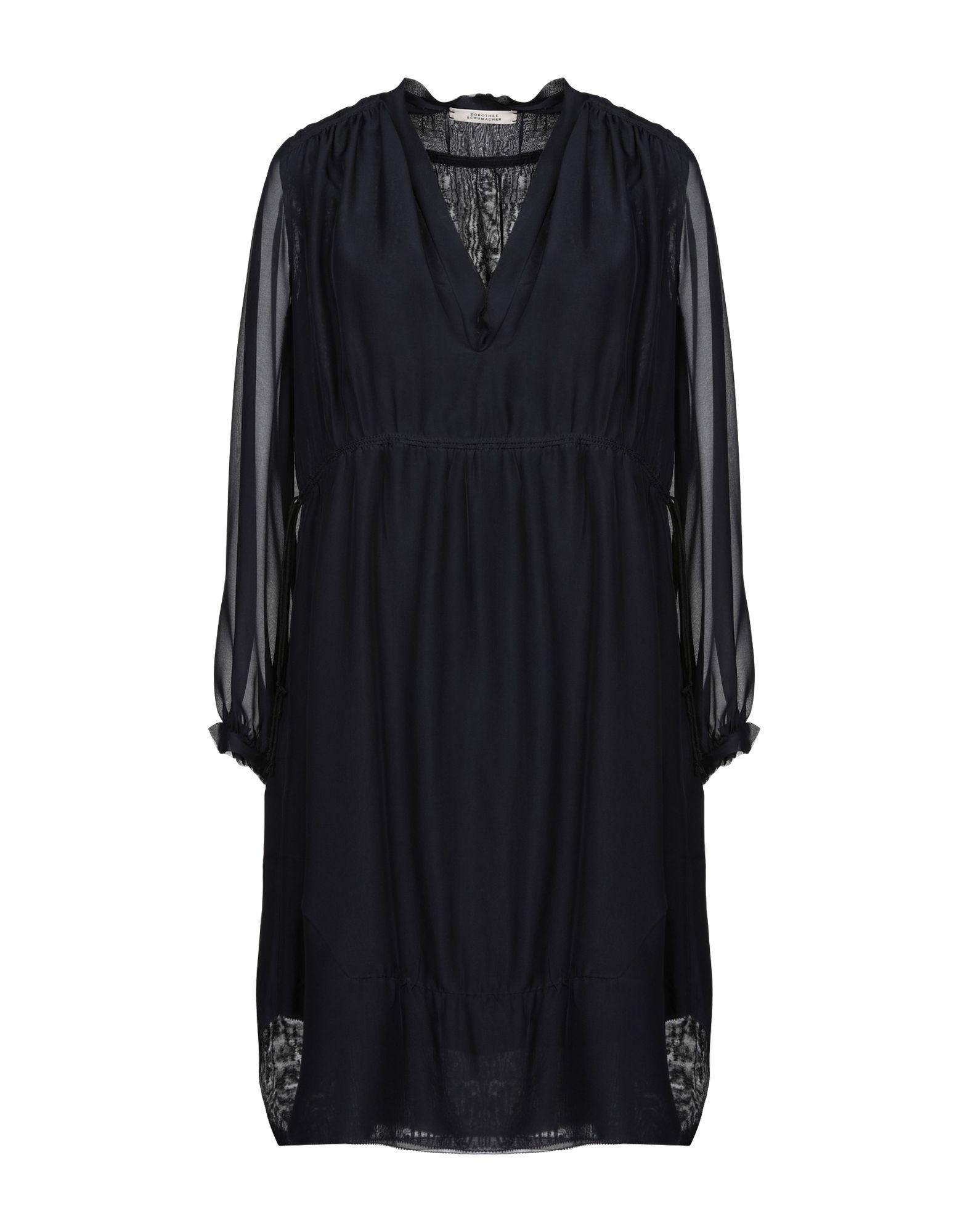 DOROTHEE SCHUMACHER Платье до колена цена 2017