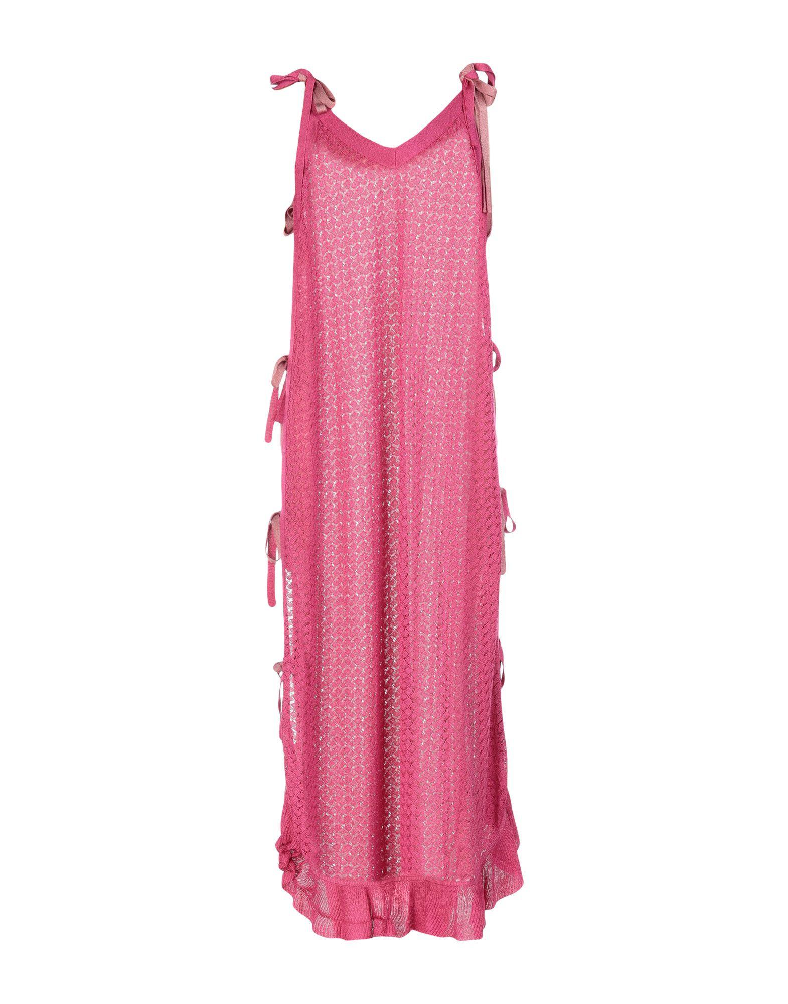 MARCO DE VINCENZO Длинное платье