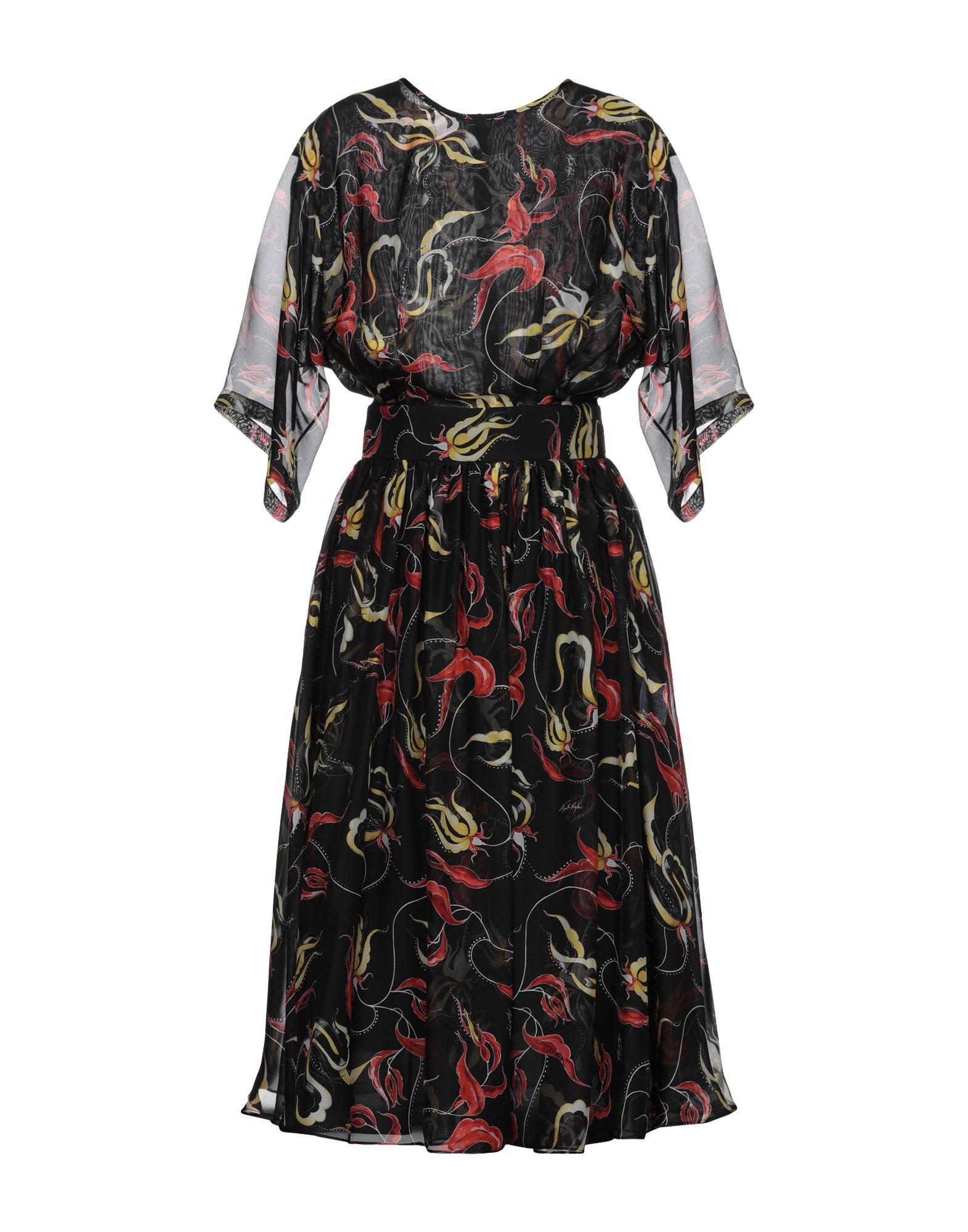 FAUSTO PUGLISI Платье длиной 3/4 fausto puglisi короткое платье