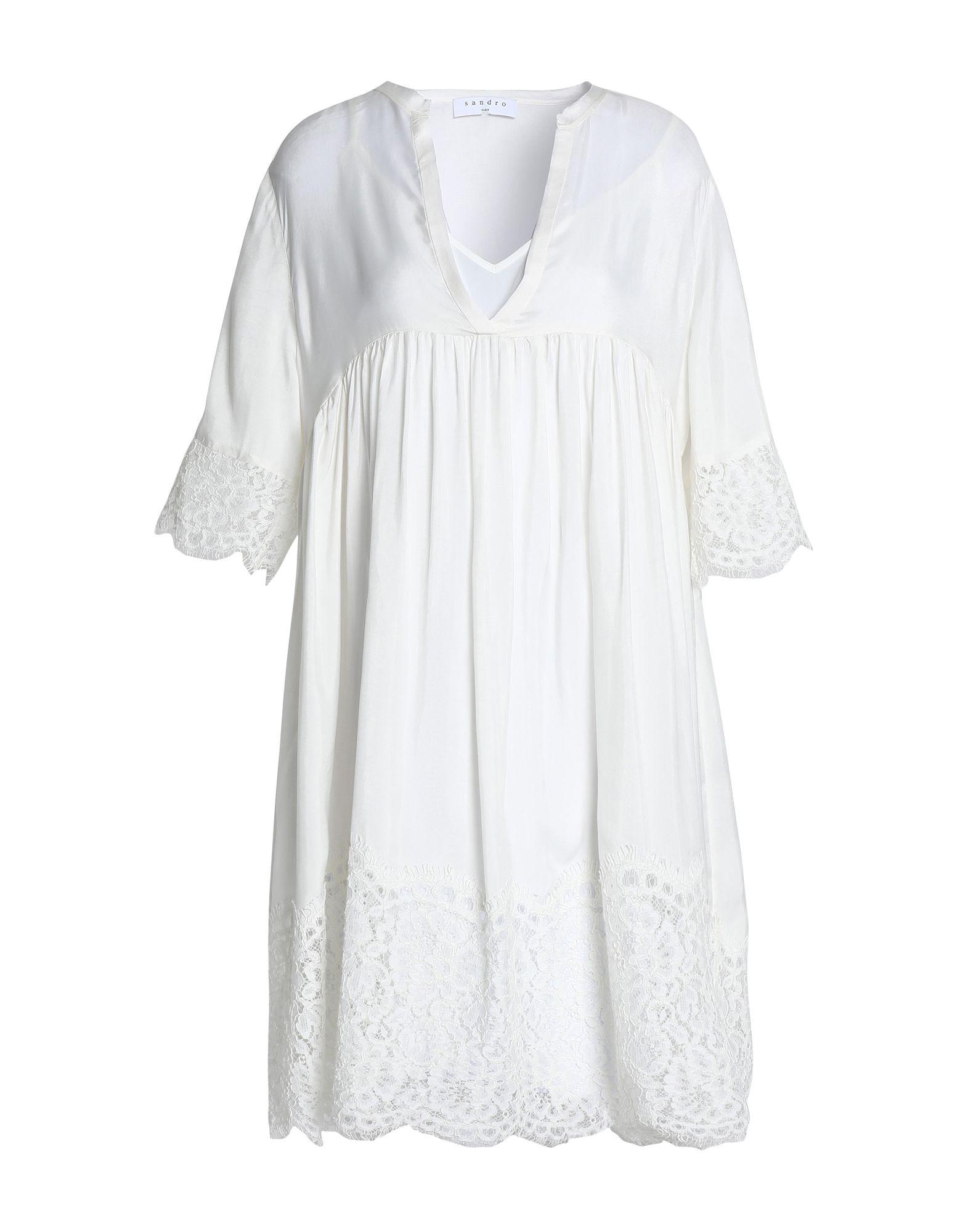 fd37027f36f Платья Sandro купить в интернет магазине - официальный сайт