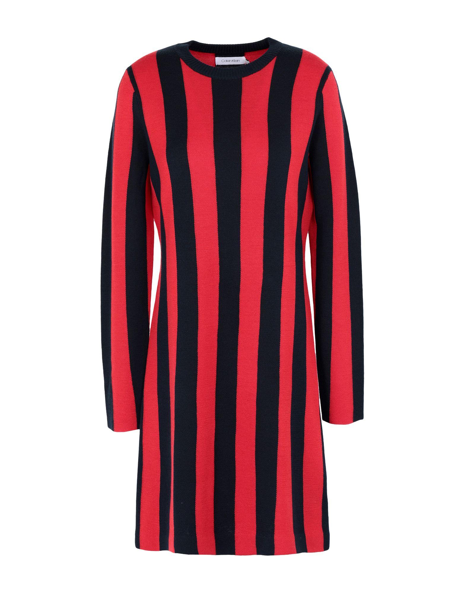 CALVIN KLEIN Короткое платье платье calvin klein