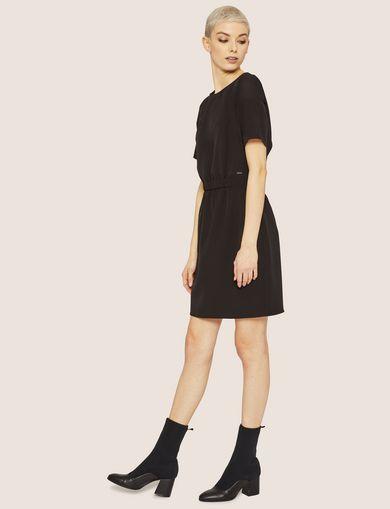 ARMANI EXCHANGE Midi-Kleid Damen F