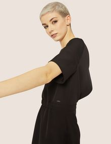 ARMANI EXCHANGE Midi-Kleid [*** pickupInStoreShipping_info ***] a