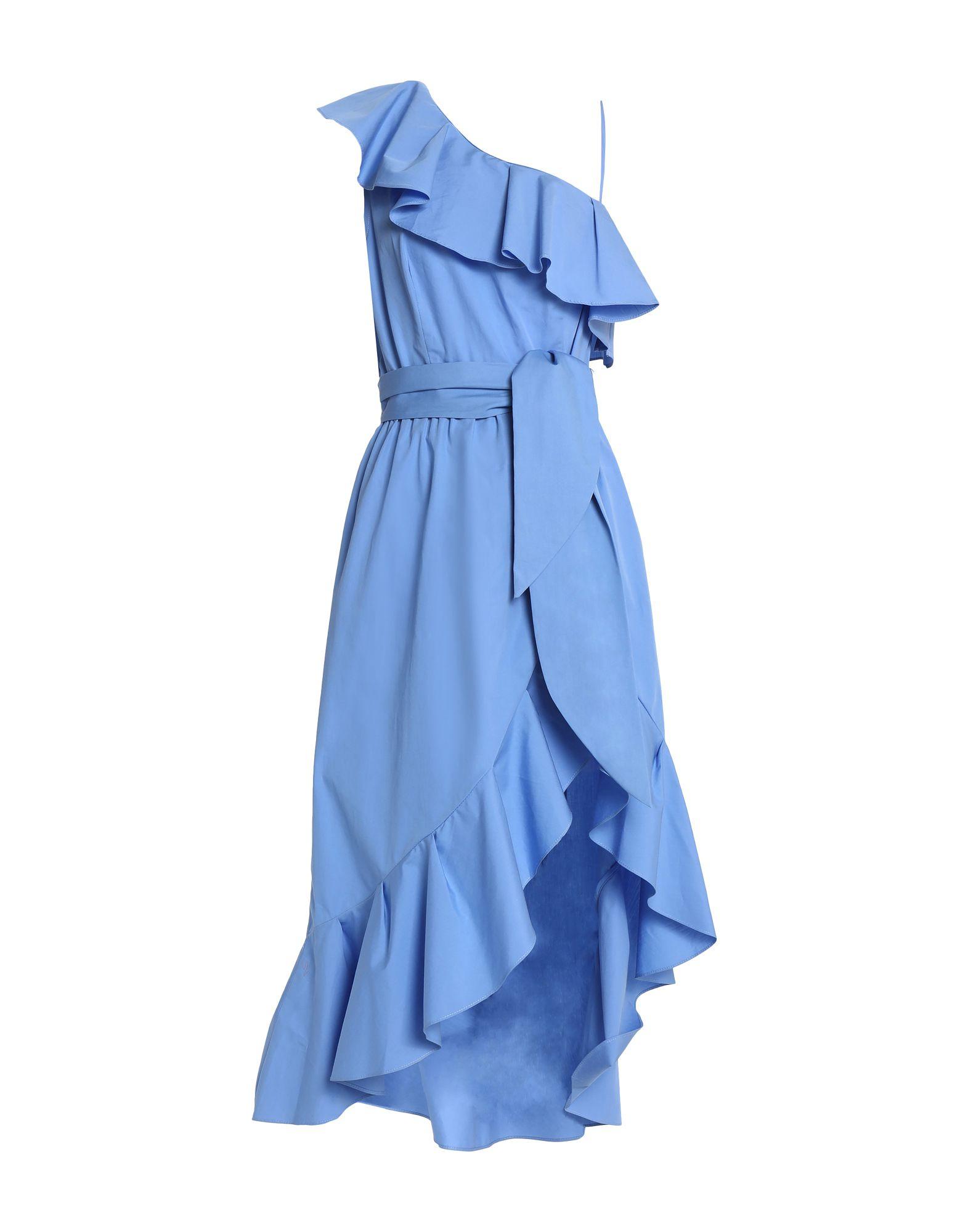 SANDRO Платье до колена sandro металлический ремень цепочка