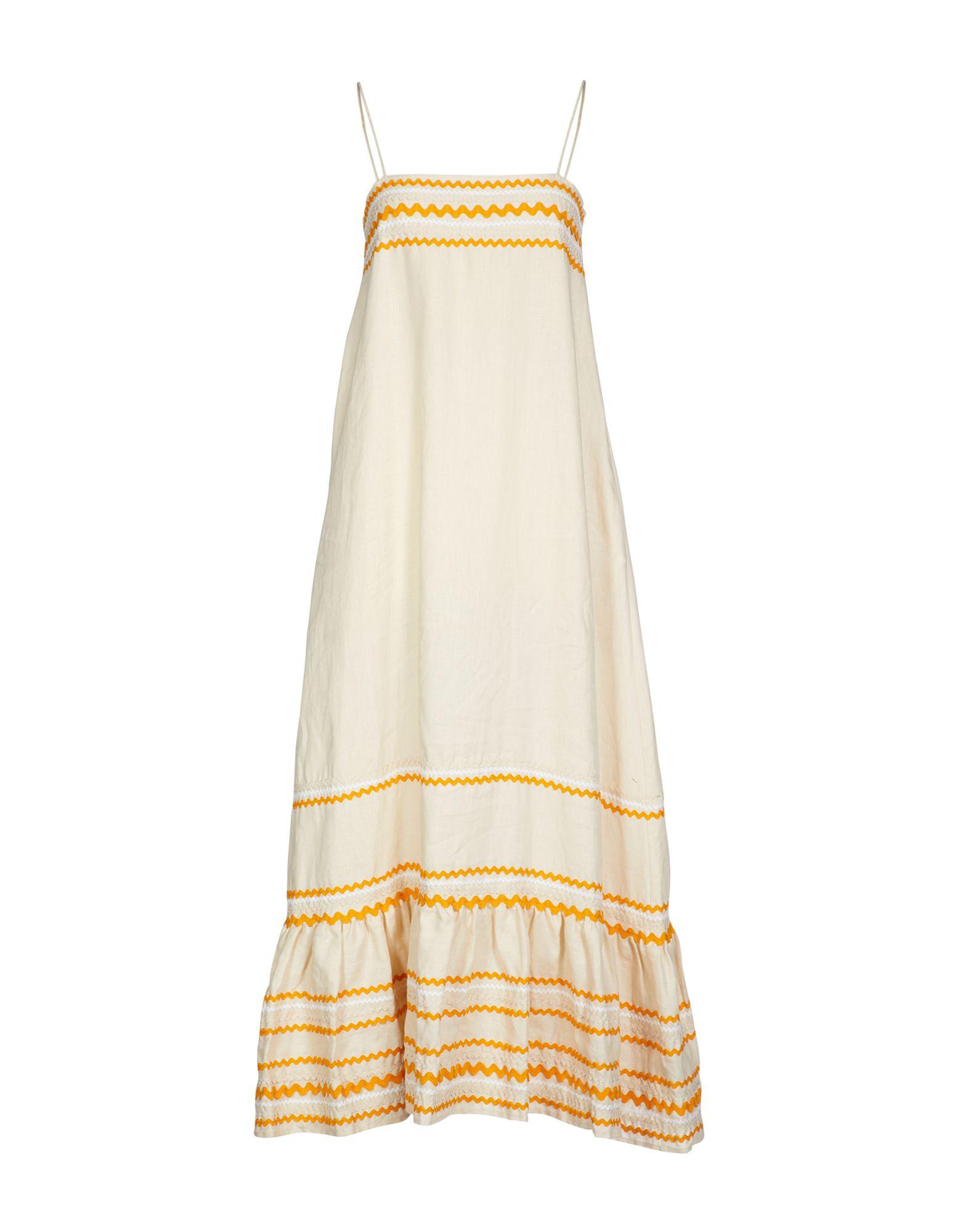 LISA MARIE FERNANDEZ Платье длиной 3/4 недорого