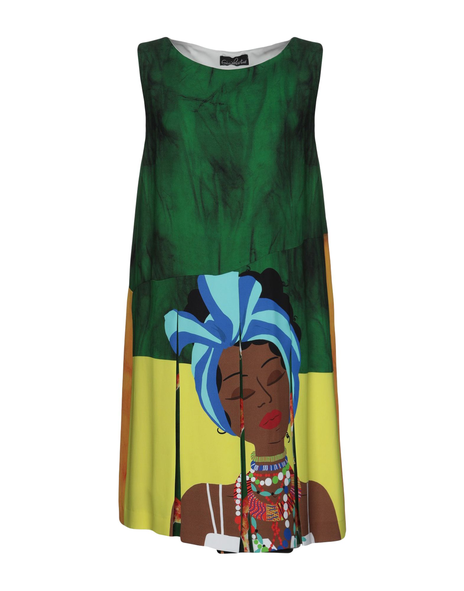 GIULIA ROSITANI Короткое платье
