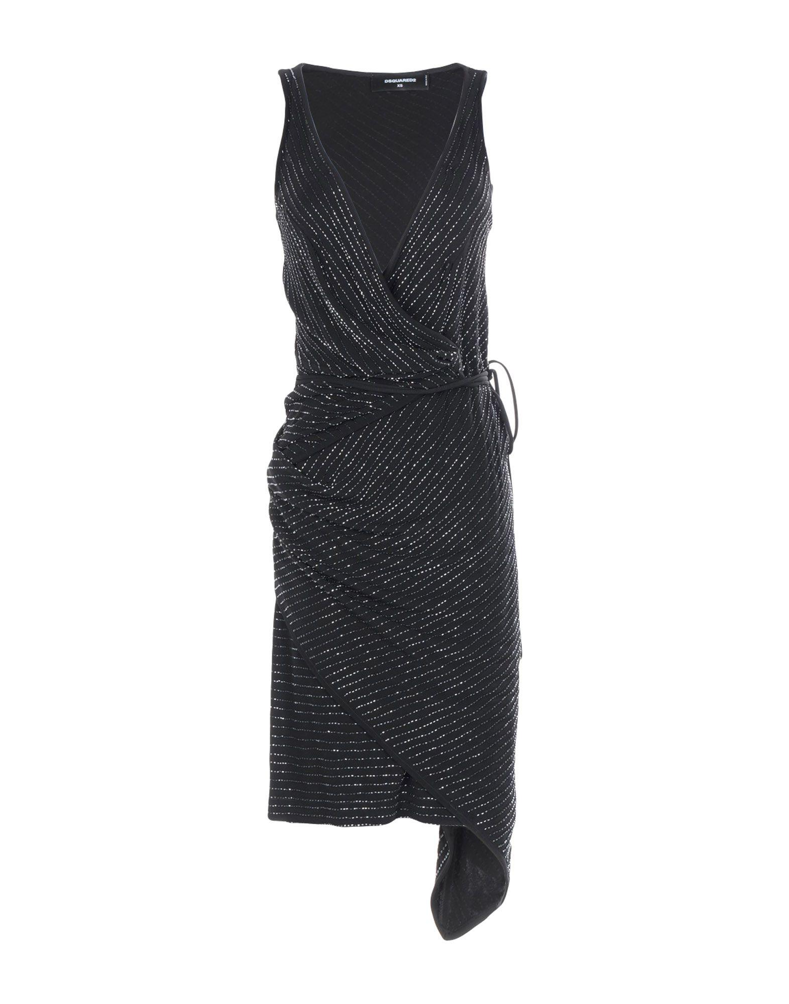 купить DSQUARED2 Платье до колена по цене 23200 рублей
