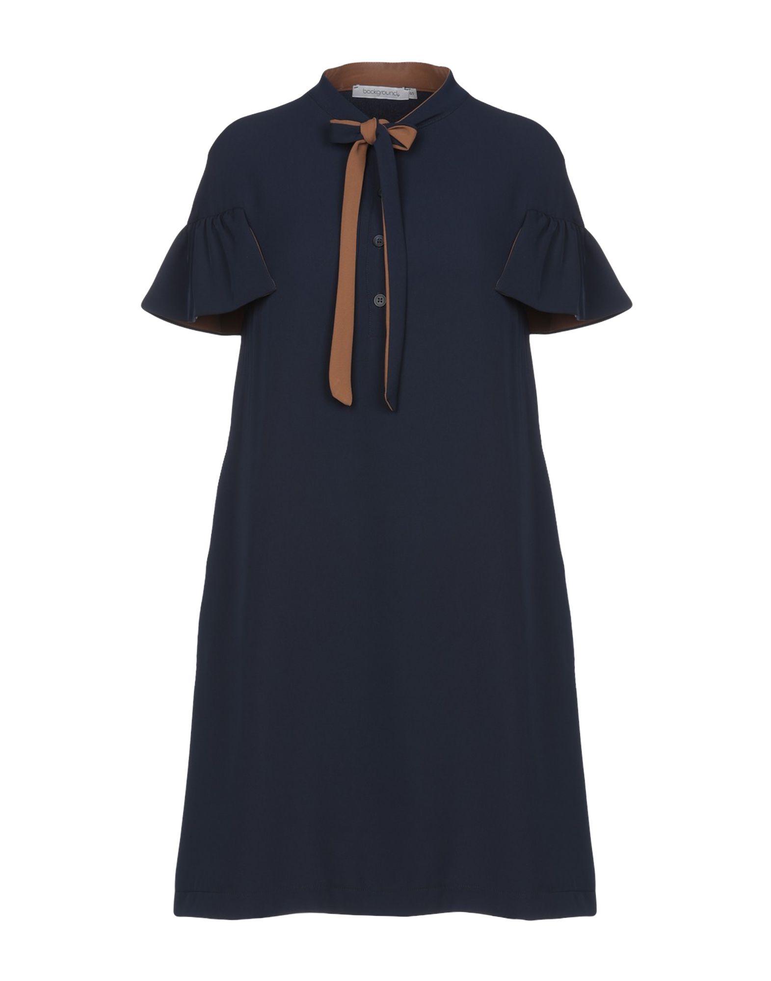 BACKGROUND Короткое платье
