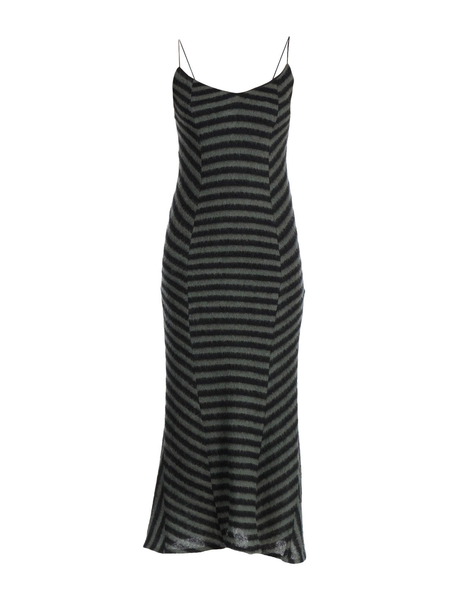 HAIDER ACKERMANN Длинное платье цена 2017