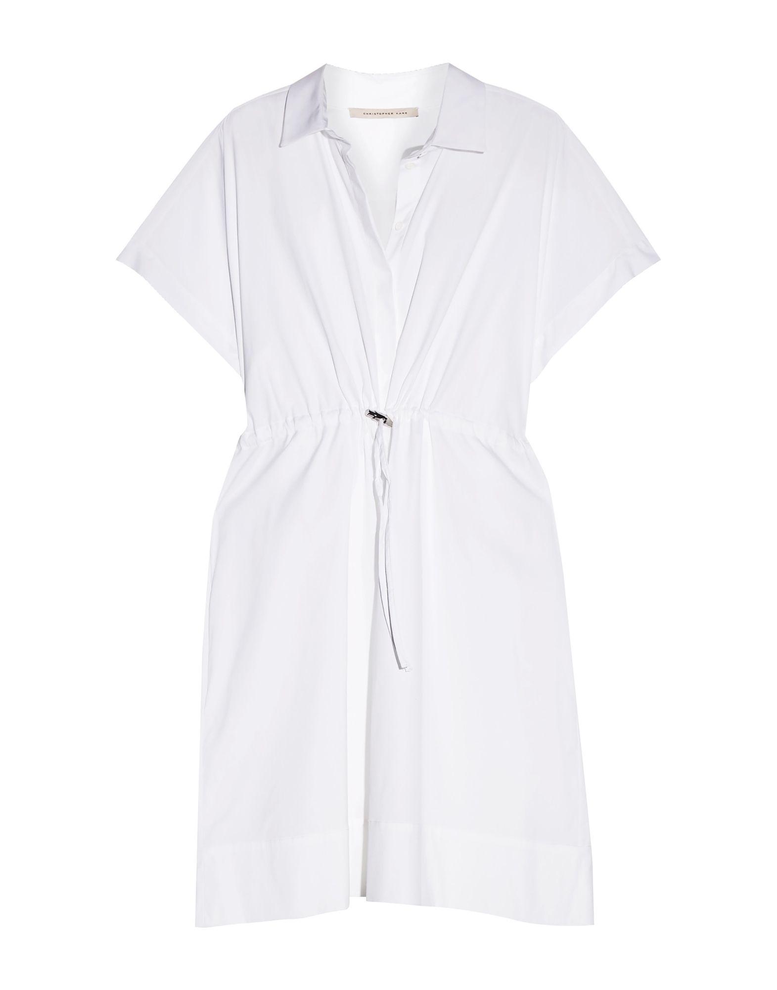 CHRISTOPHER KANE Короткое платье рубашка мужская christopher kane gb97715 2014
