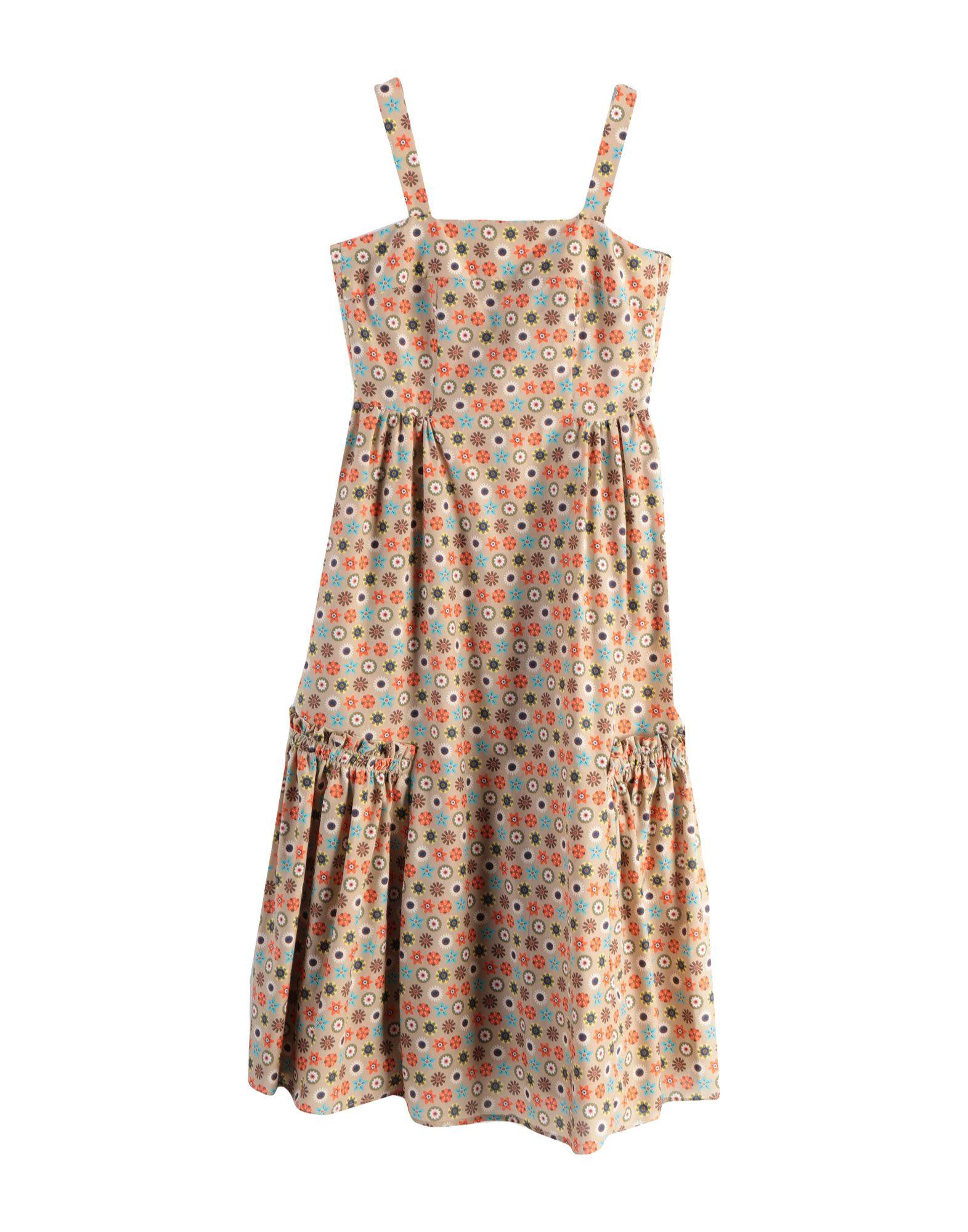 LE BISBETICHE by CAMICETTASNOB Платье длиной 3/4 camicettasnob топ без рукавов