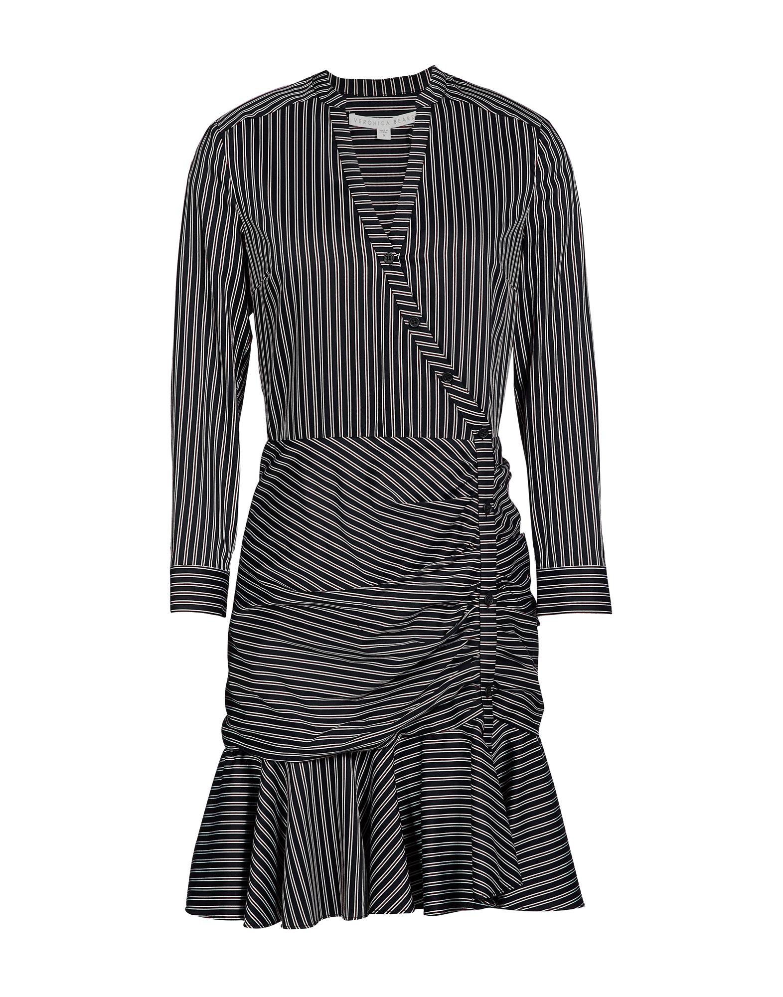 VERONICA BEARD Короткое платье