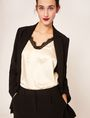 ARMANI EXCHANGE DOUBLE-BREASTED LONGLINE BLAZER Blazer Woman a
