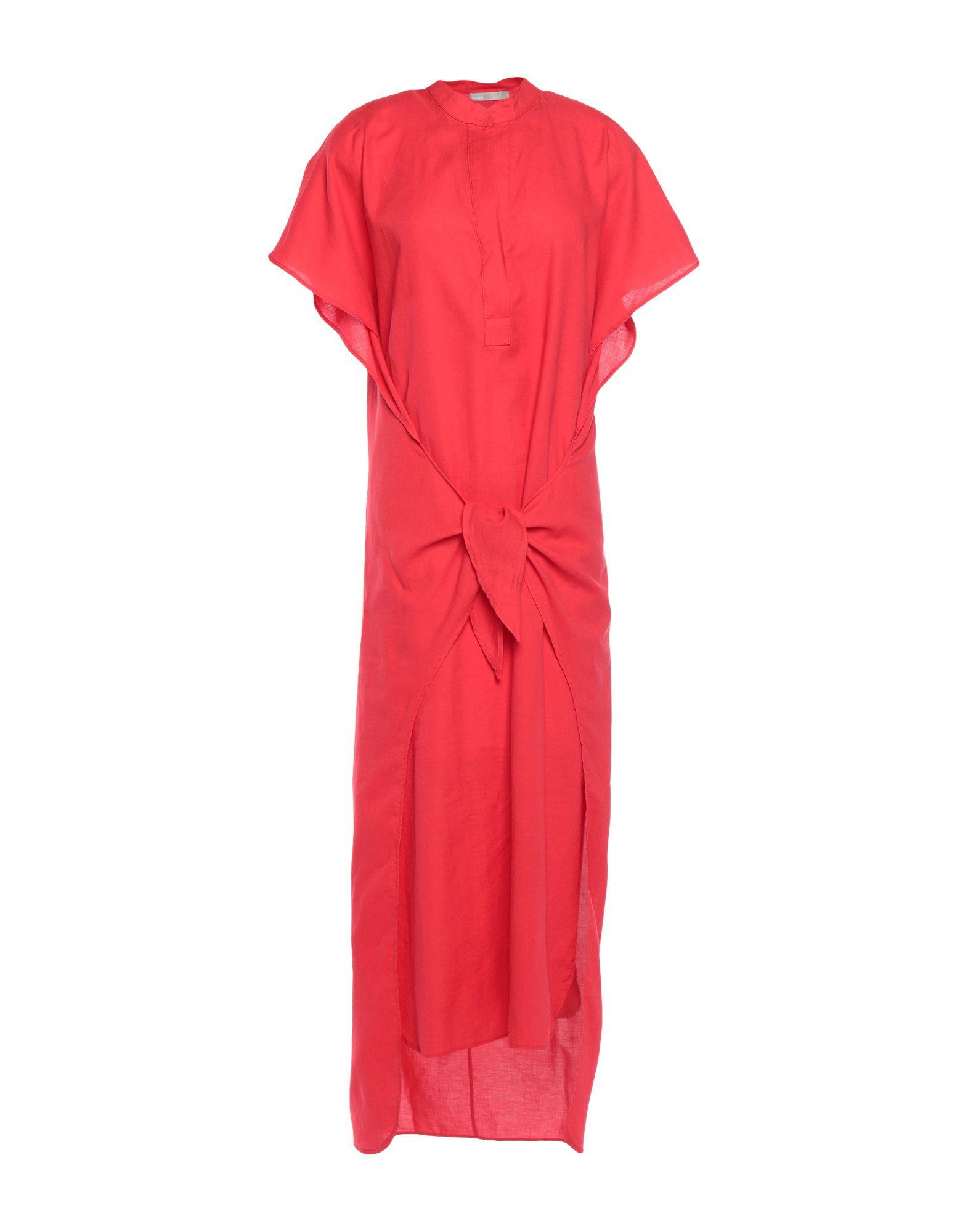 VINCE. Короткое платье платье lusio lusio lu018ewthh55