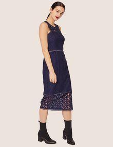 ARMANI EXCHANGE SHEER LACE MIDI DRESS Maxi dress [*** pickupInStoreShipping_info ***] f