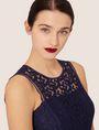 ARMANI EXCHANGE SHEER LACE MIDI DRESS Maxi dress [*** pickupInStoreShipping_info ***] a