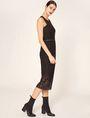 ARMANI EXCHANGE Maxi-Kleid Damen d
