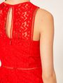 ARMANI EXCHANGE SHEER LACE MIDI DRESS Maxi dress [*** pickupInStoreShipping_info ***] b