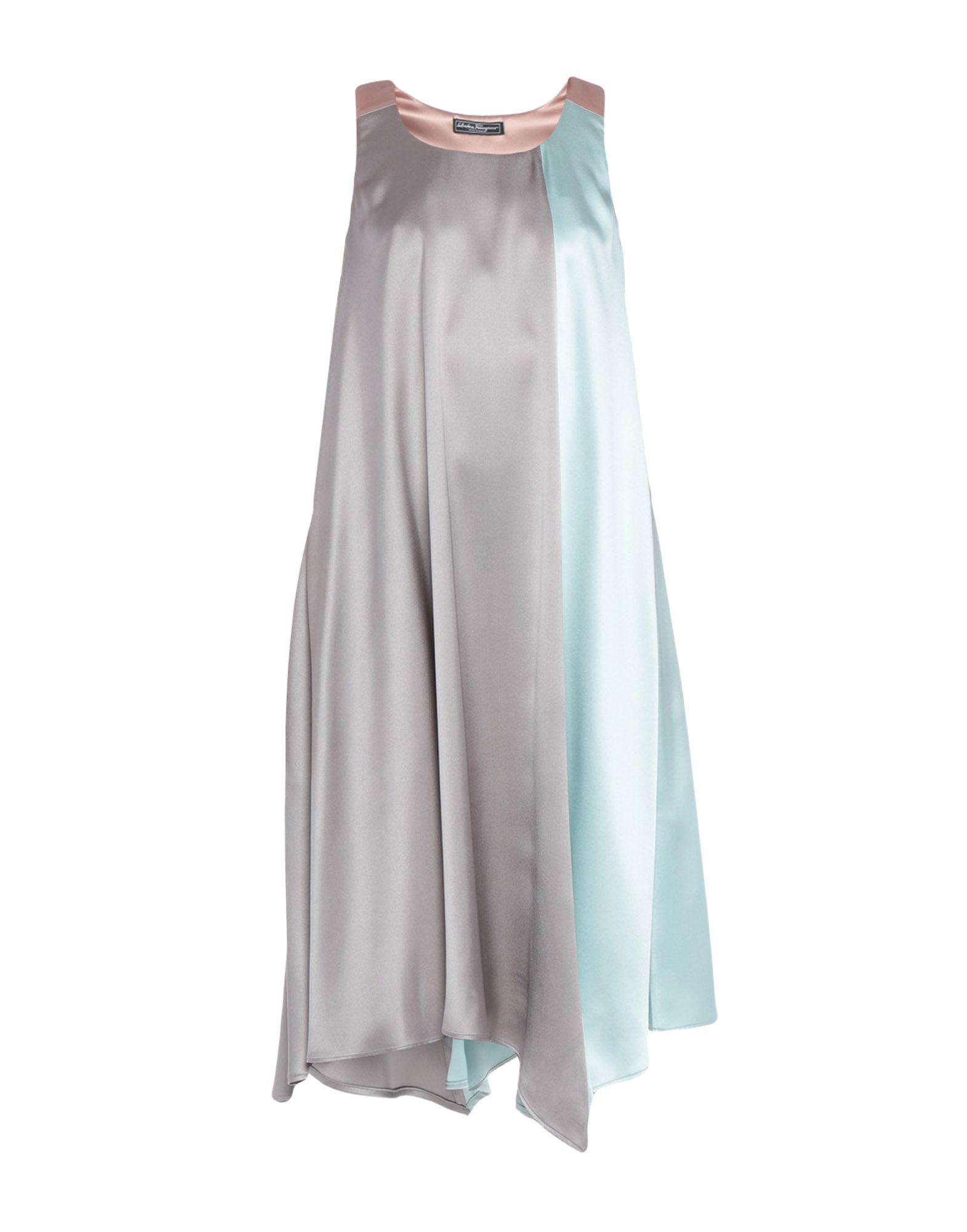 SALVATORE FERRAGAMO Платье до колена salvatore ferragamo юбка до колена