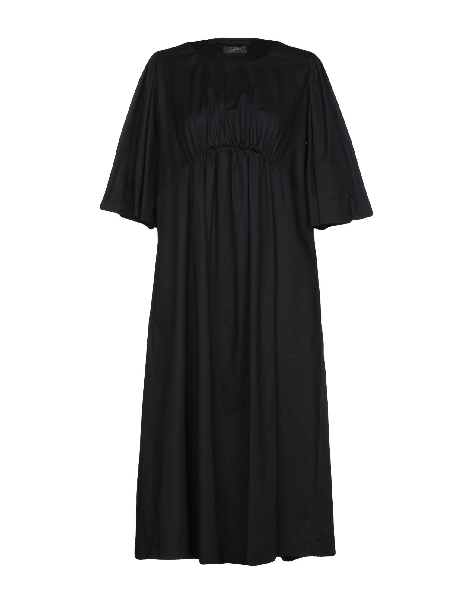 SOALLURE Платье длиной 3/4 revise платье длиной 3 4