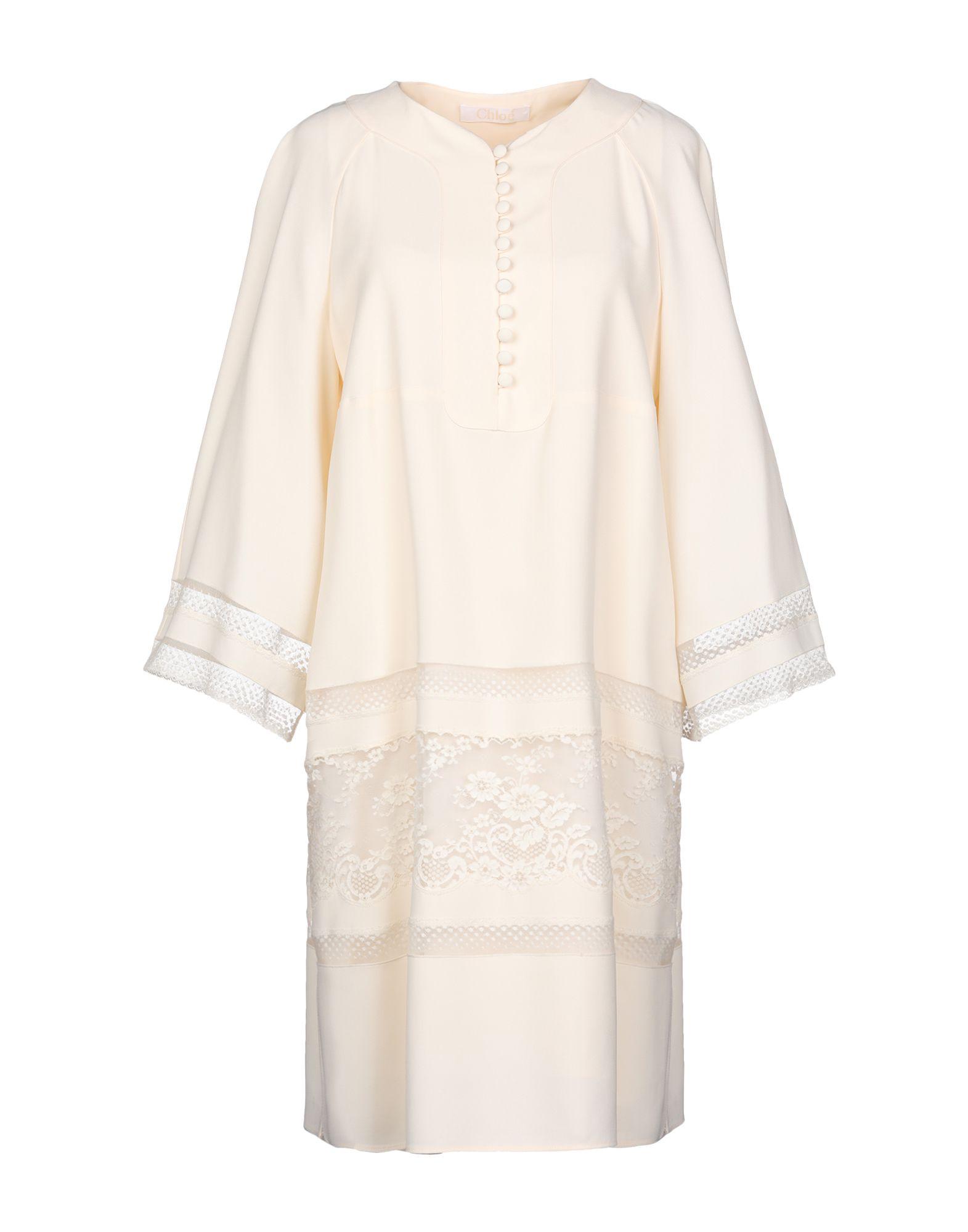 CHLOÉ Платье до колена