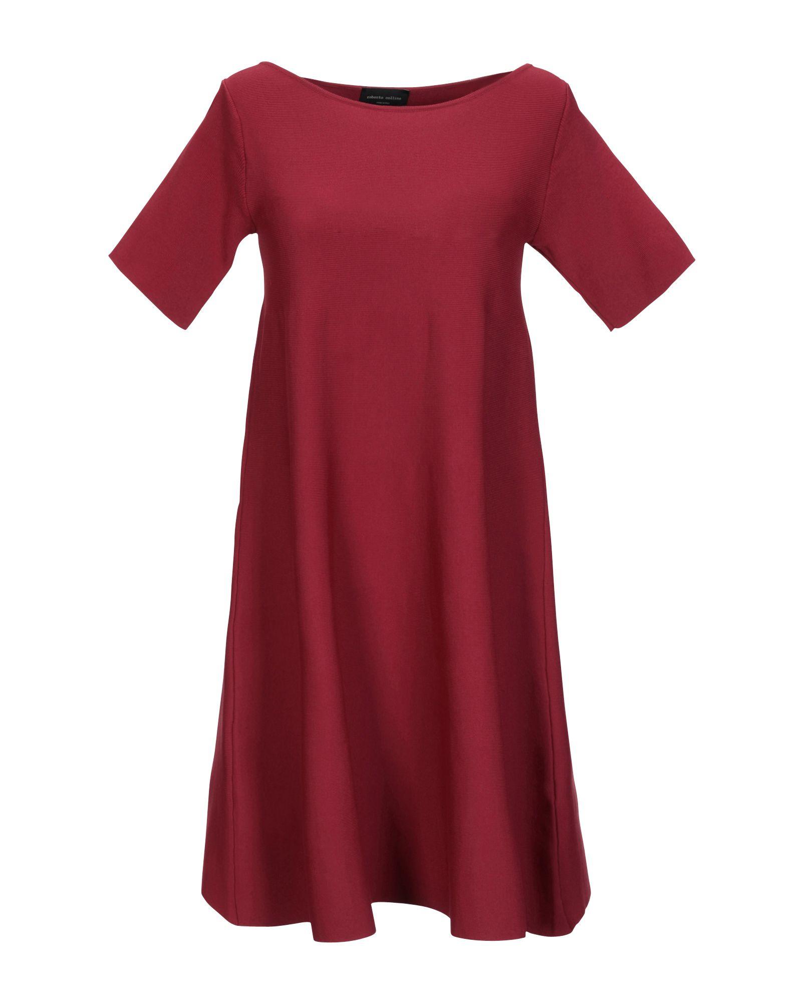 ROBERTO COLLINA Короткое платье