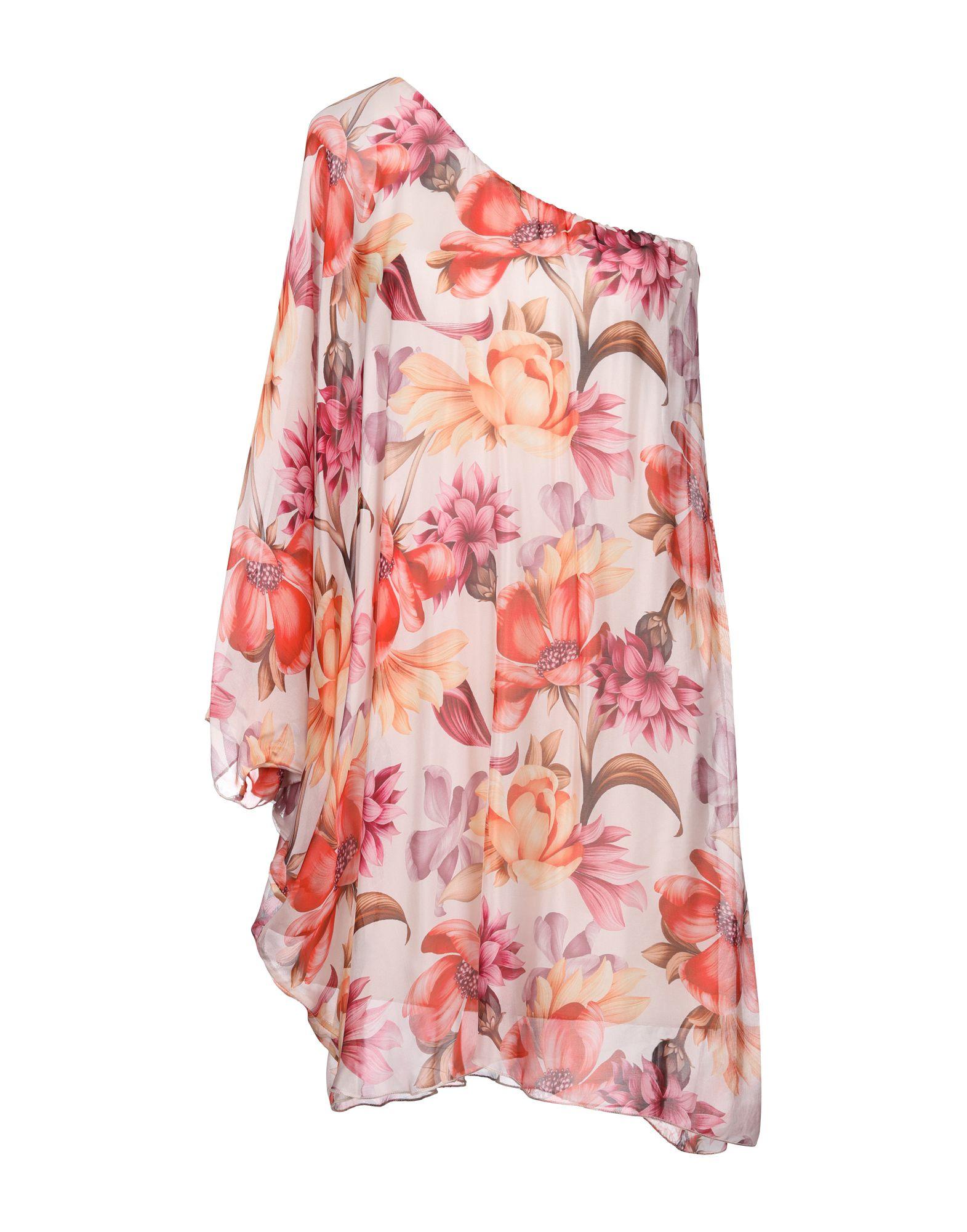 PAOLO CASALINI Короткое платье малого сексуально женщин от летних моды случайных плечо мини платье
