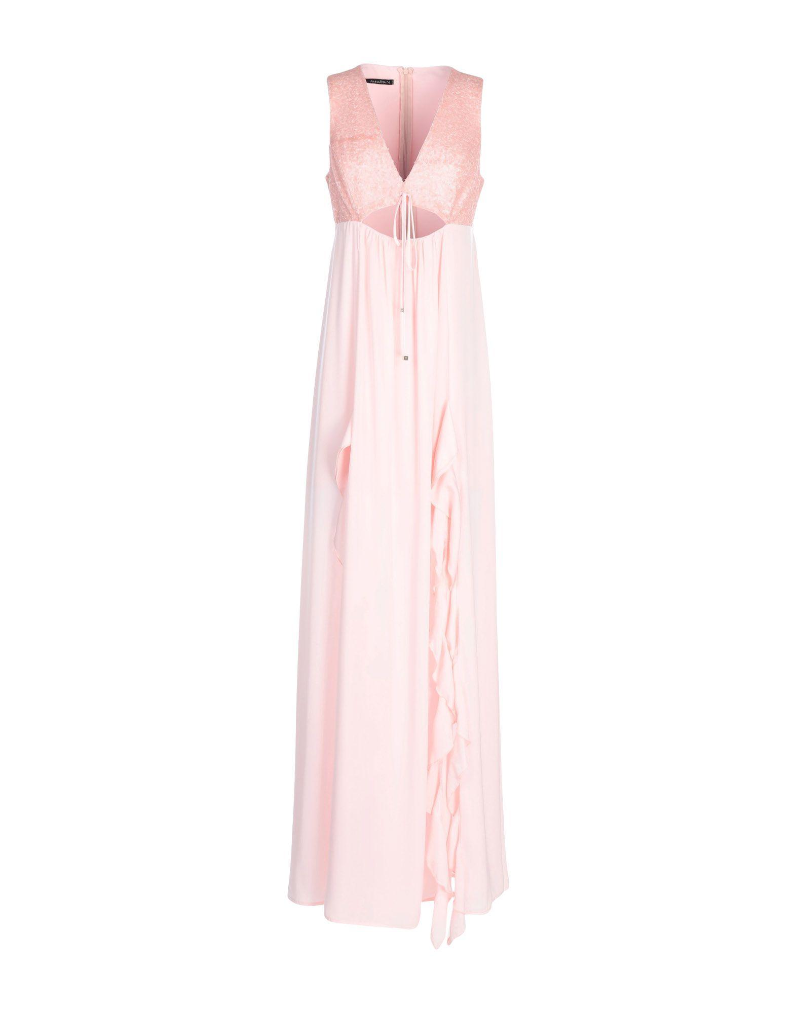 ANNARITA N Длинное платье desert mannequin x n duo длинное платье