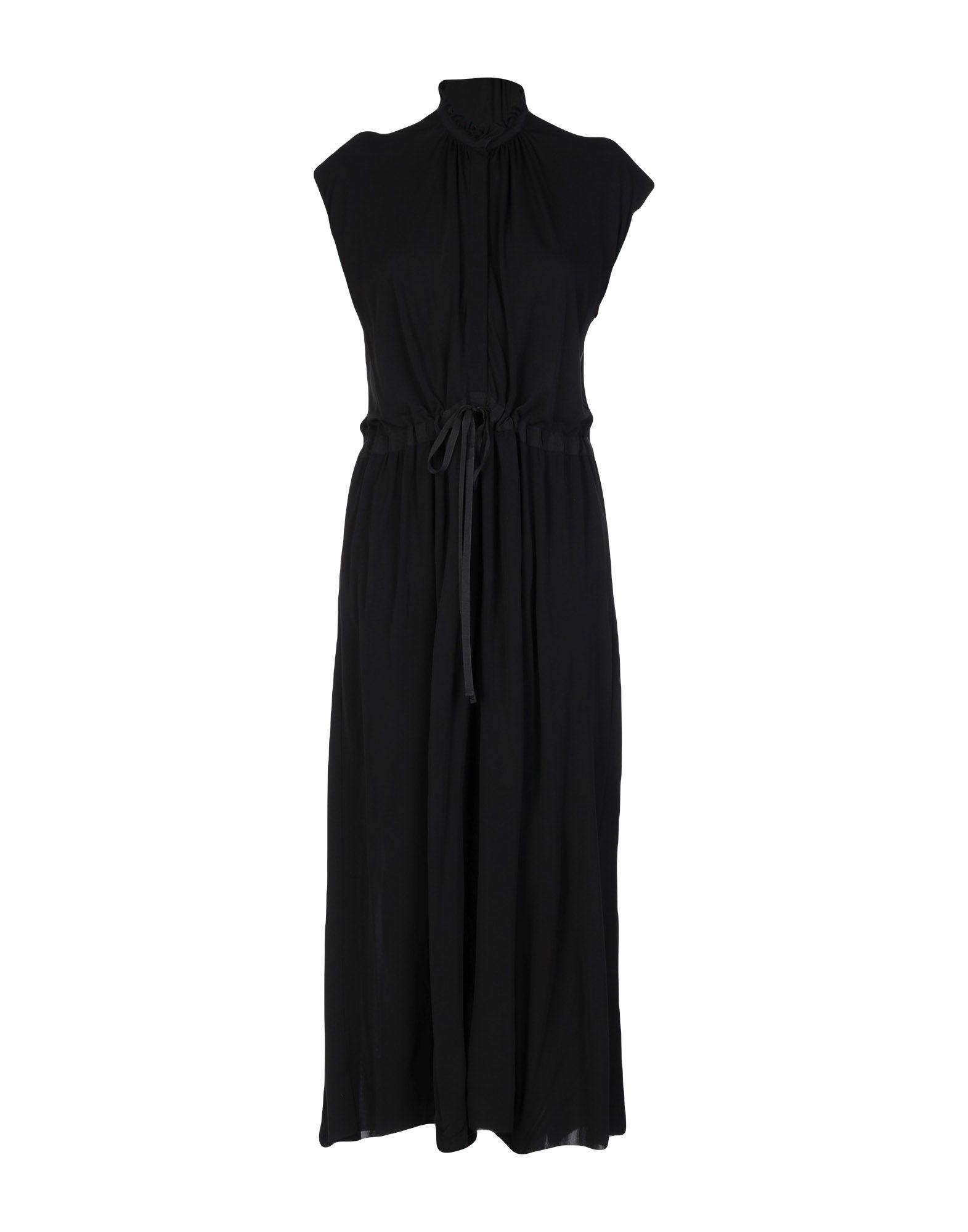 ALBINO TEODORO Длинное платье