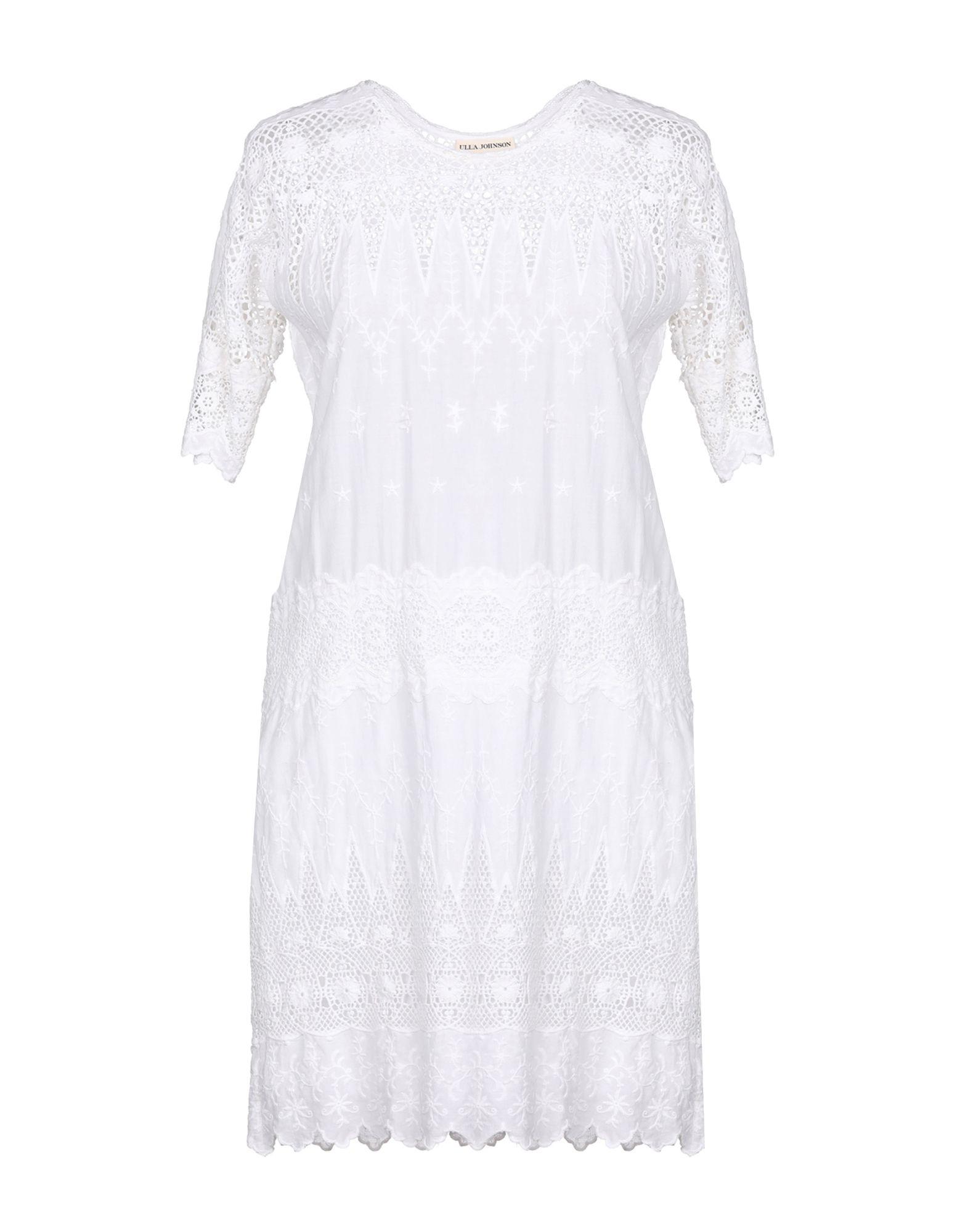 ULLA JOHNSON Короткое платье платье ulla popken ulla popken ul002ewwcf70